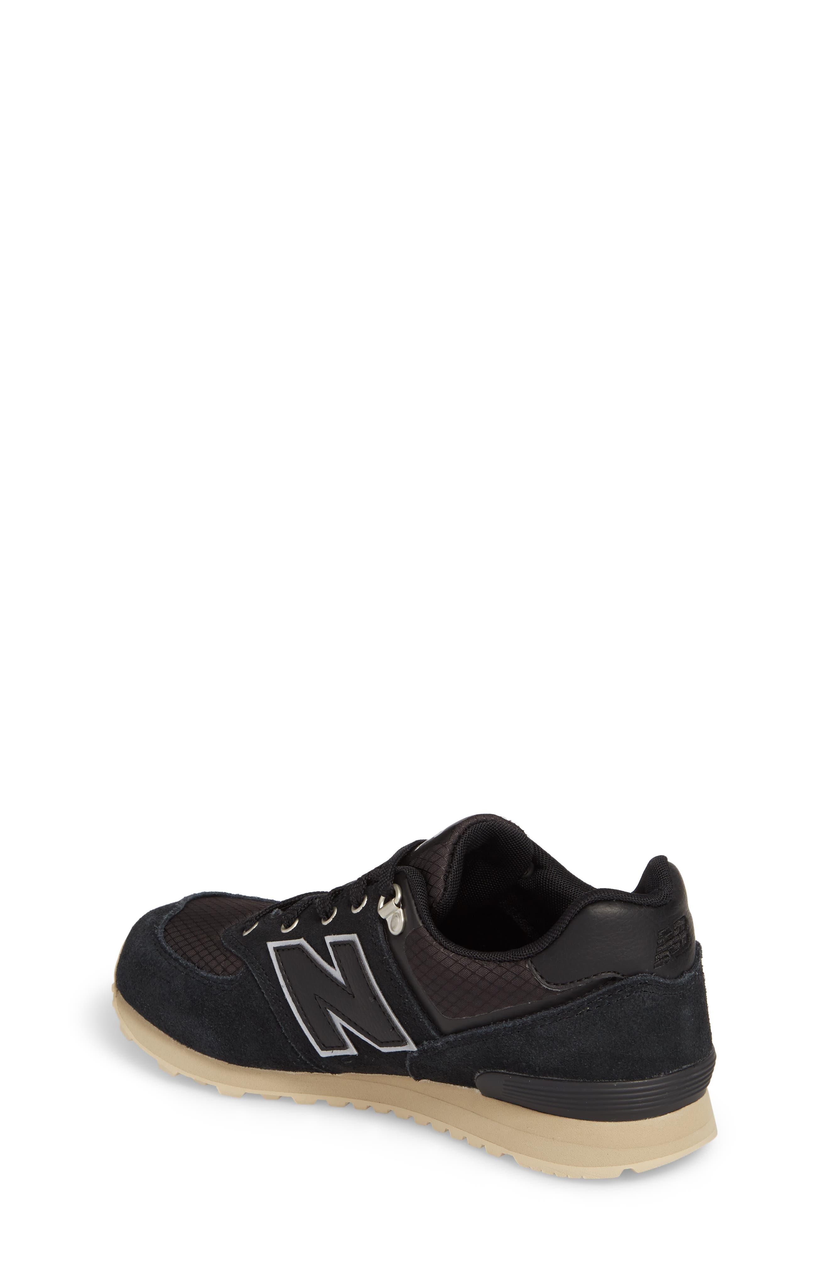574 Sneaker,                             Alternate thumbnail 2, color,                             001