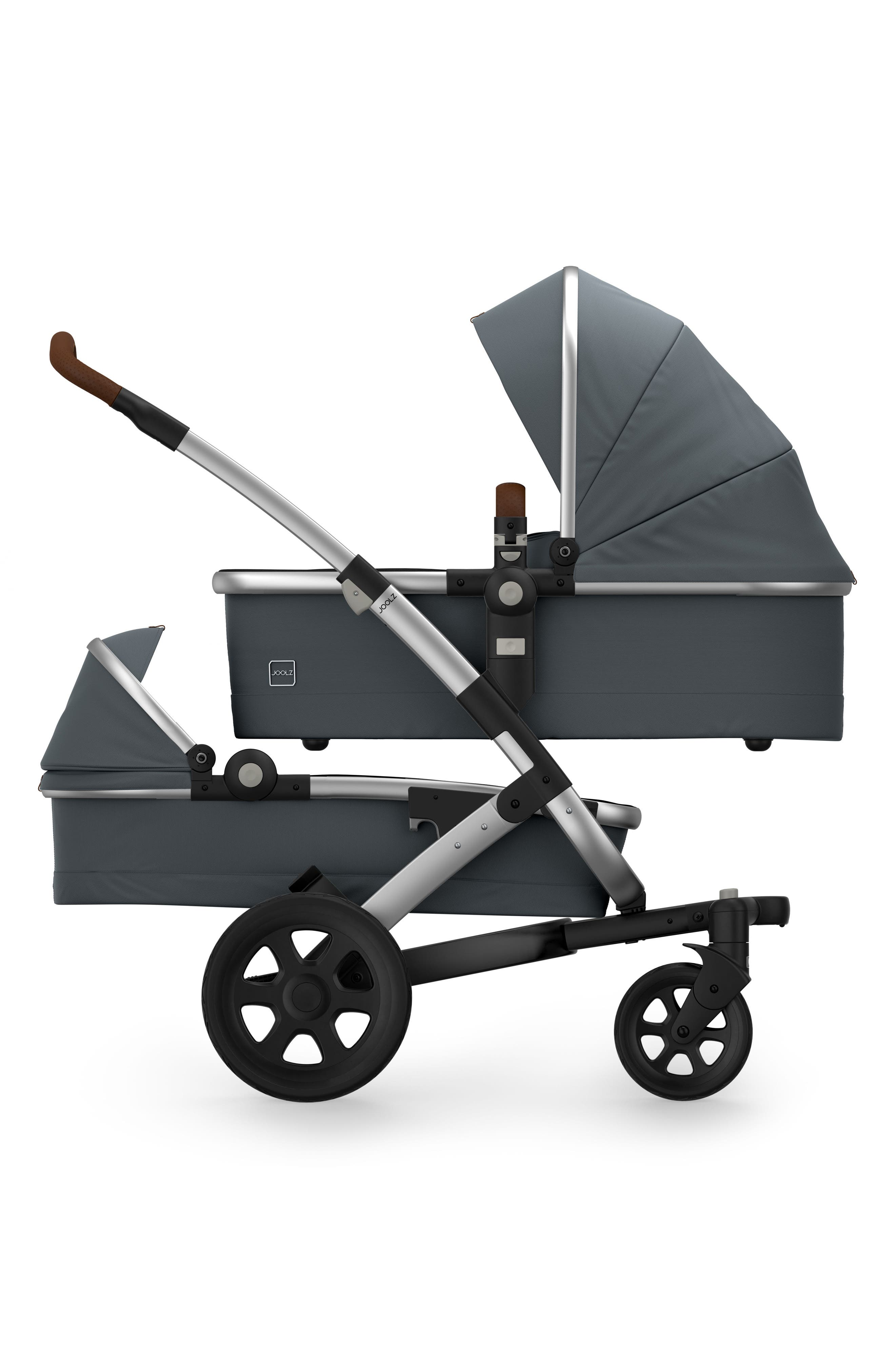 Geo2 Earth Stroller,                             Alternate thumbnail 2, color,                             HIPPO GREY