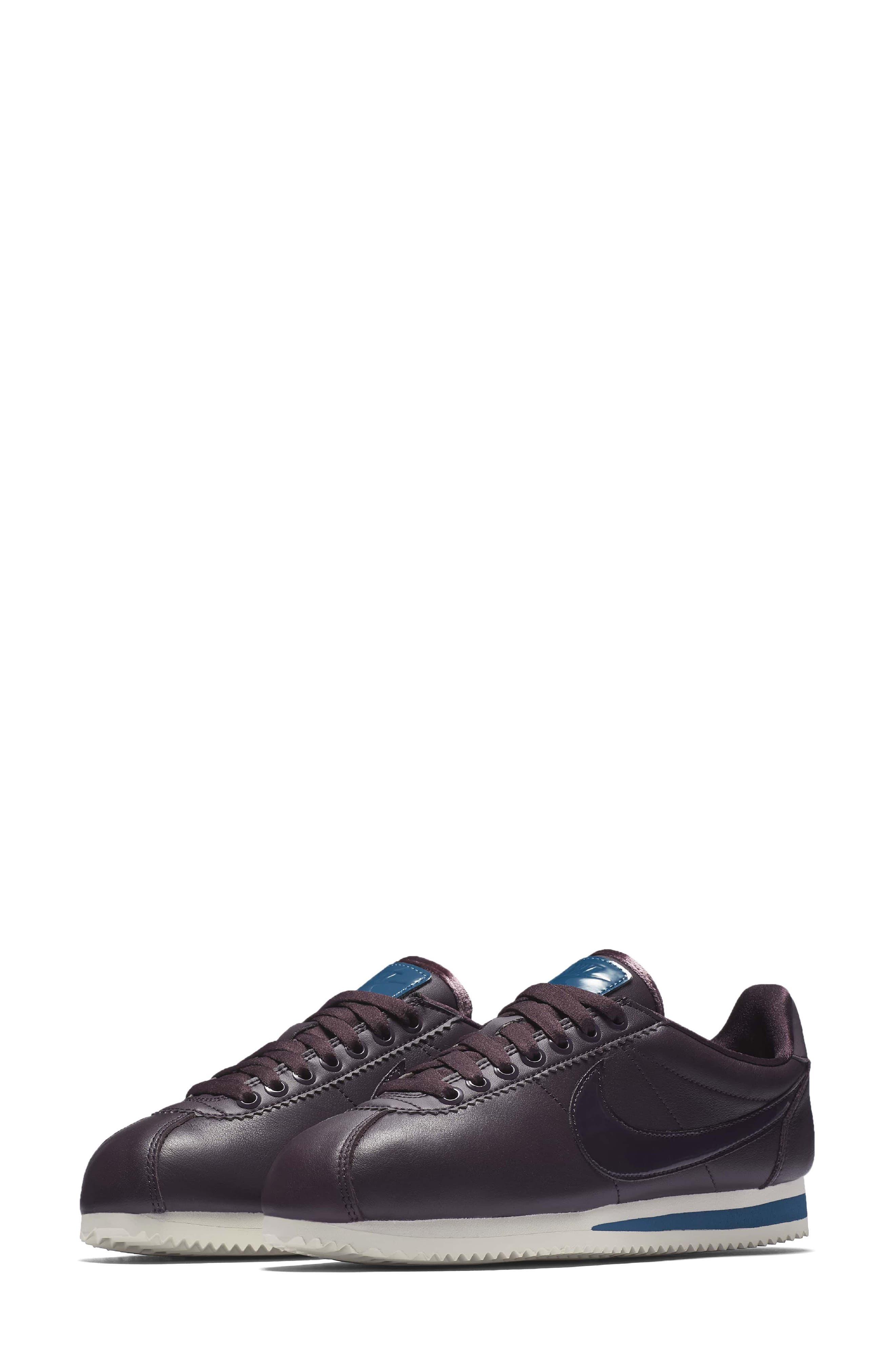 Classic Cortez SE Premium Sneaker,                             Main thumbnail 2, color,