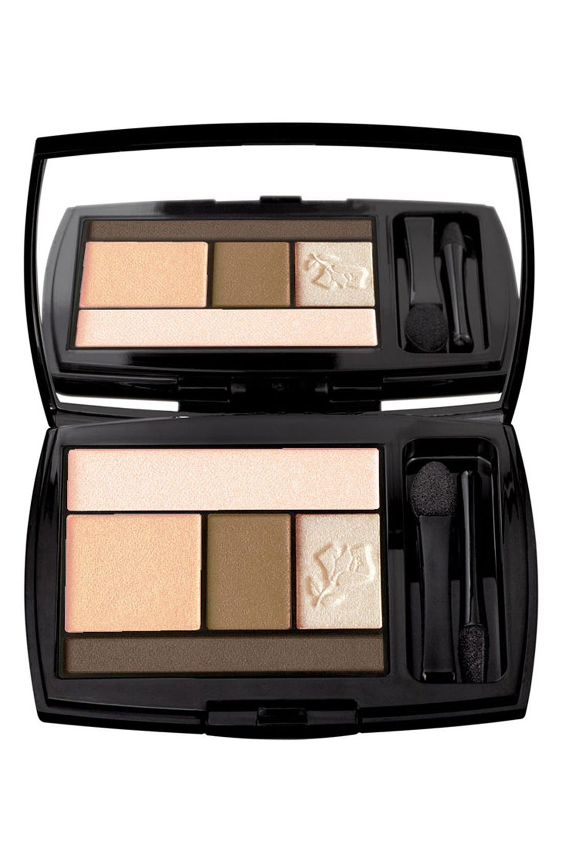 Color Design Eyeshadow Palette,                             Main thumbnail 1, color,                             109 FRENCH NUDE