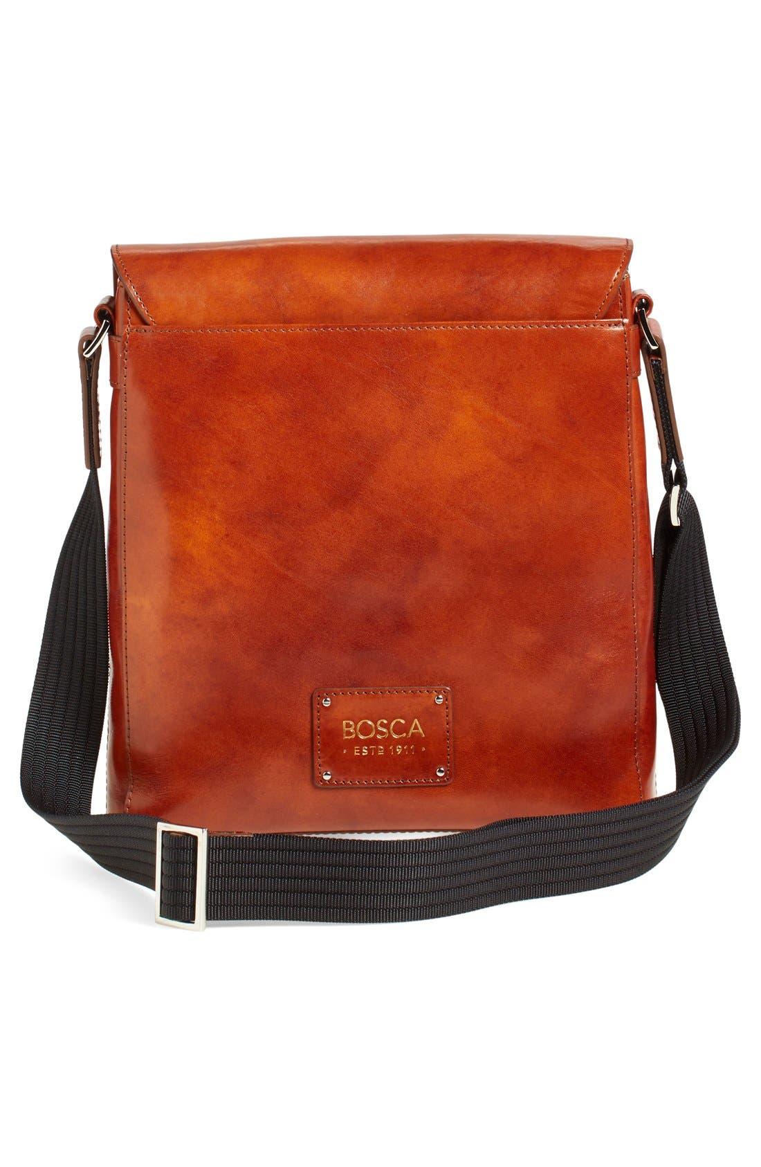'Man Bag' Leather Crossbody Bag,                             Alternate thumbnail 3, color,                             233