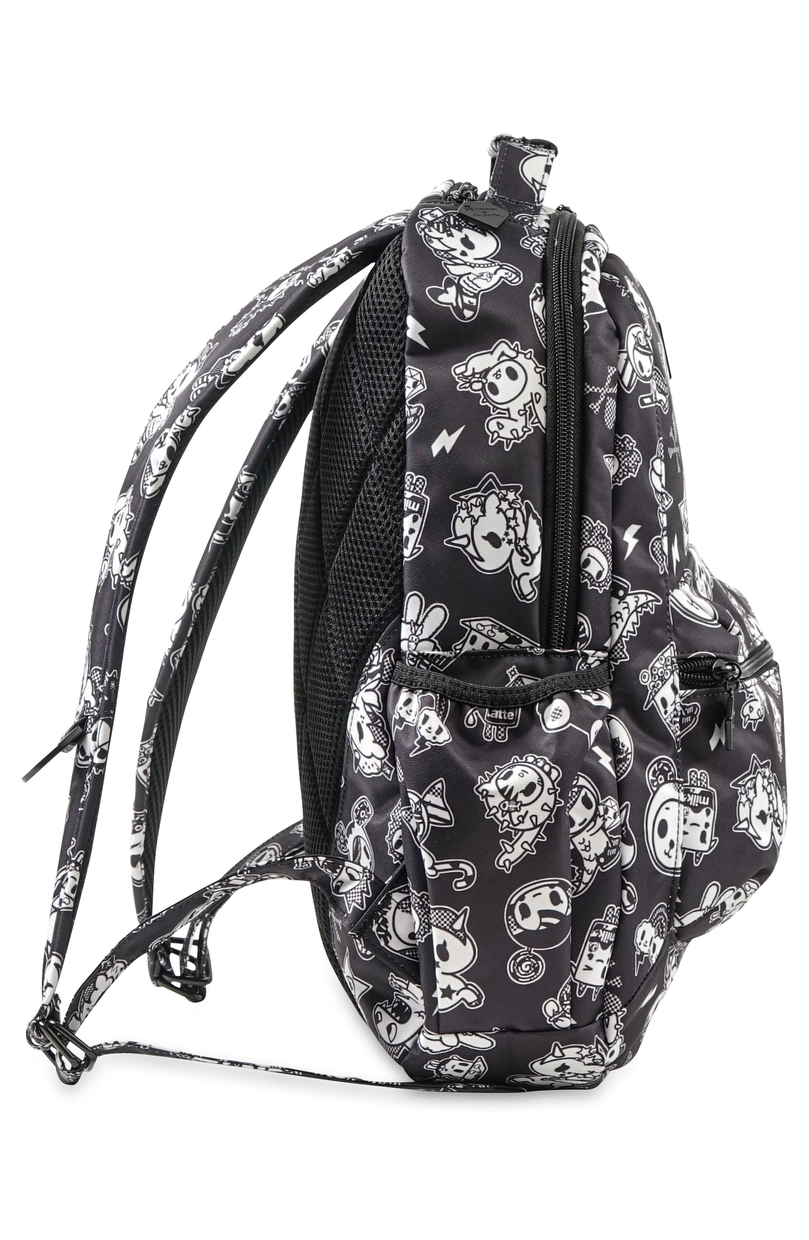 x tokidoki Be Packed Diaper Backpack,                             Alternate thumbnail 3, color,                             009