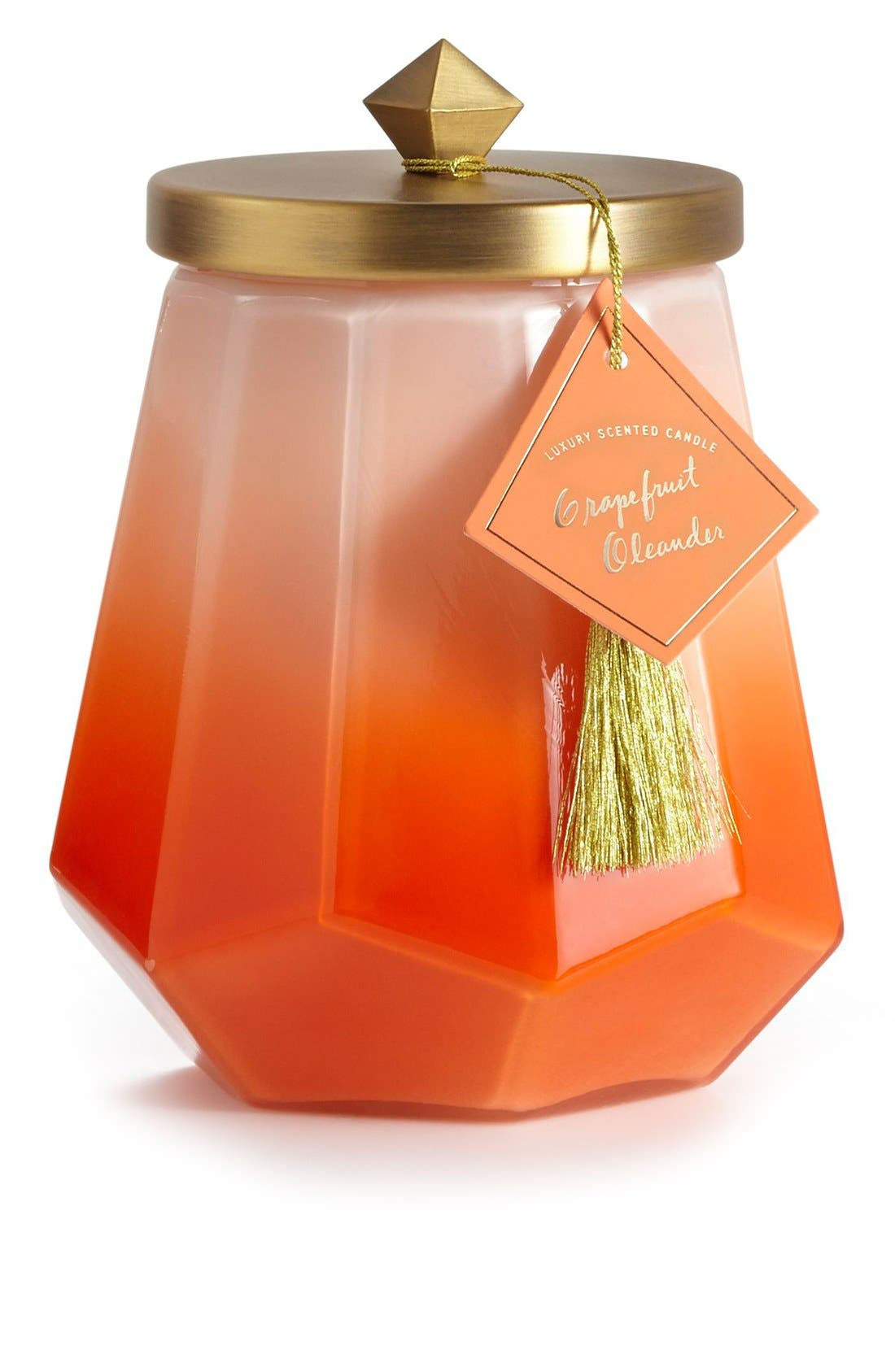 'Laurel' Scented Candle Jar,                             Main thumbnail 7, color,