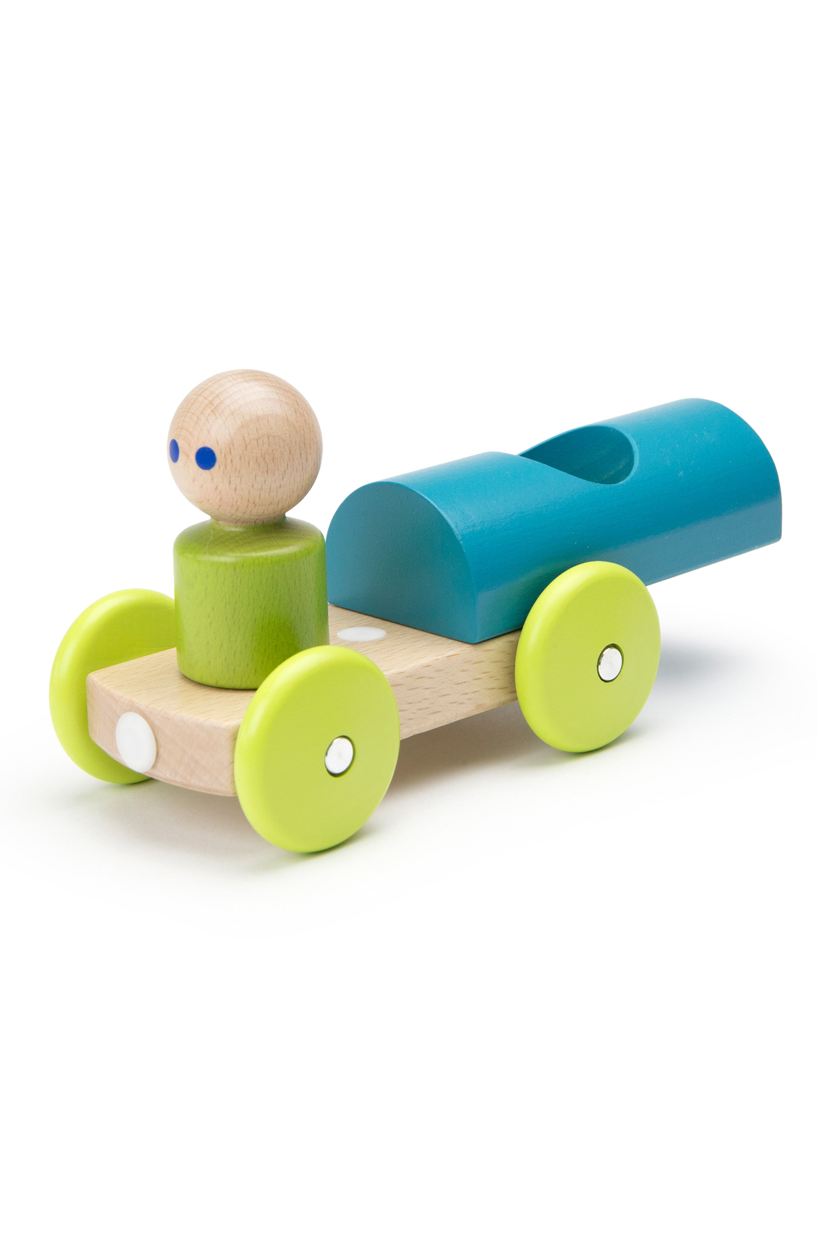 Half Pipe Magnetic Racer Toy,                             Alternate thumbnail 6, color,                             960