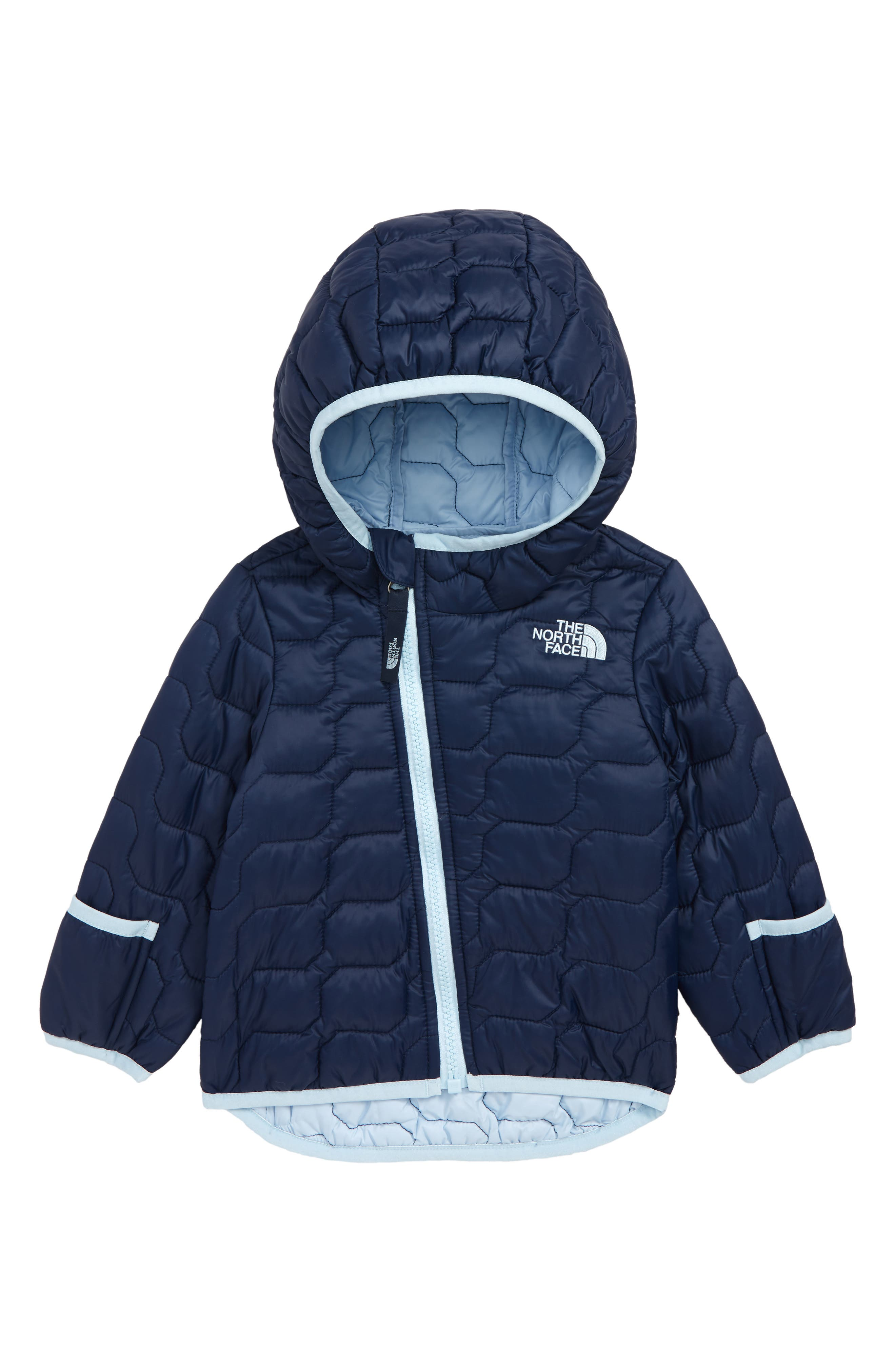 ThermoBall<sup>™</sup> PrimaLoft<sup>®</sup> Hoodie Jacket,                             Main thumbnail 1, color,                             COSMIC BLUE