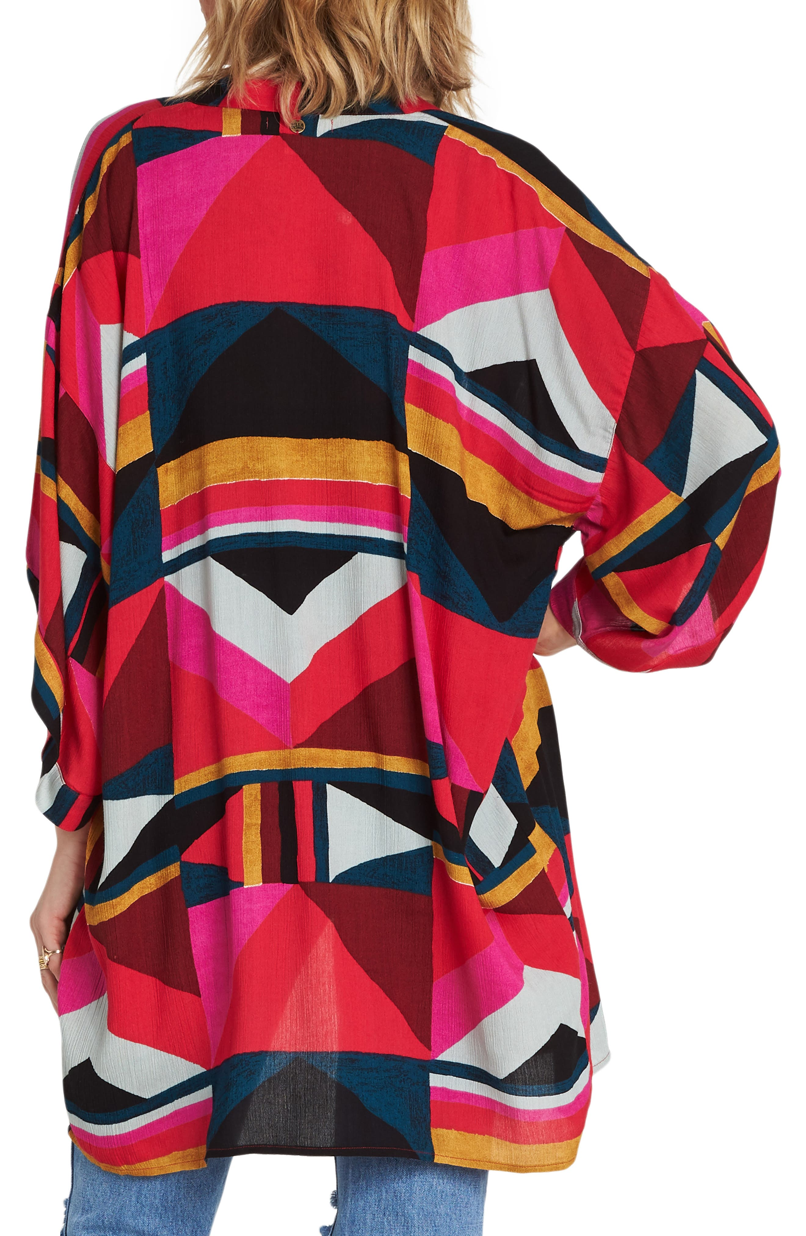Precious Stone Kimono,                             Alternate thumbnail 2, color,                             MULTI