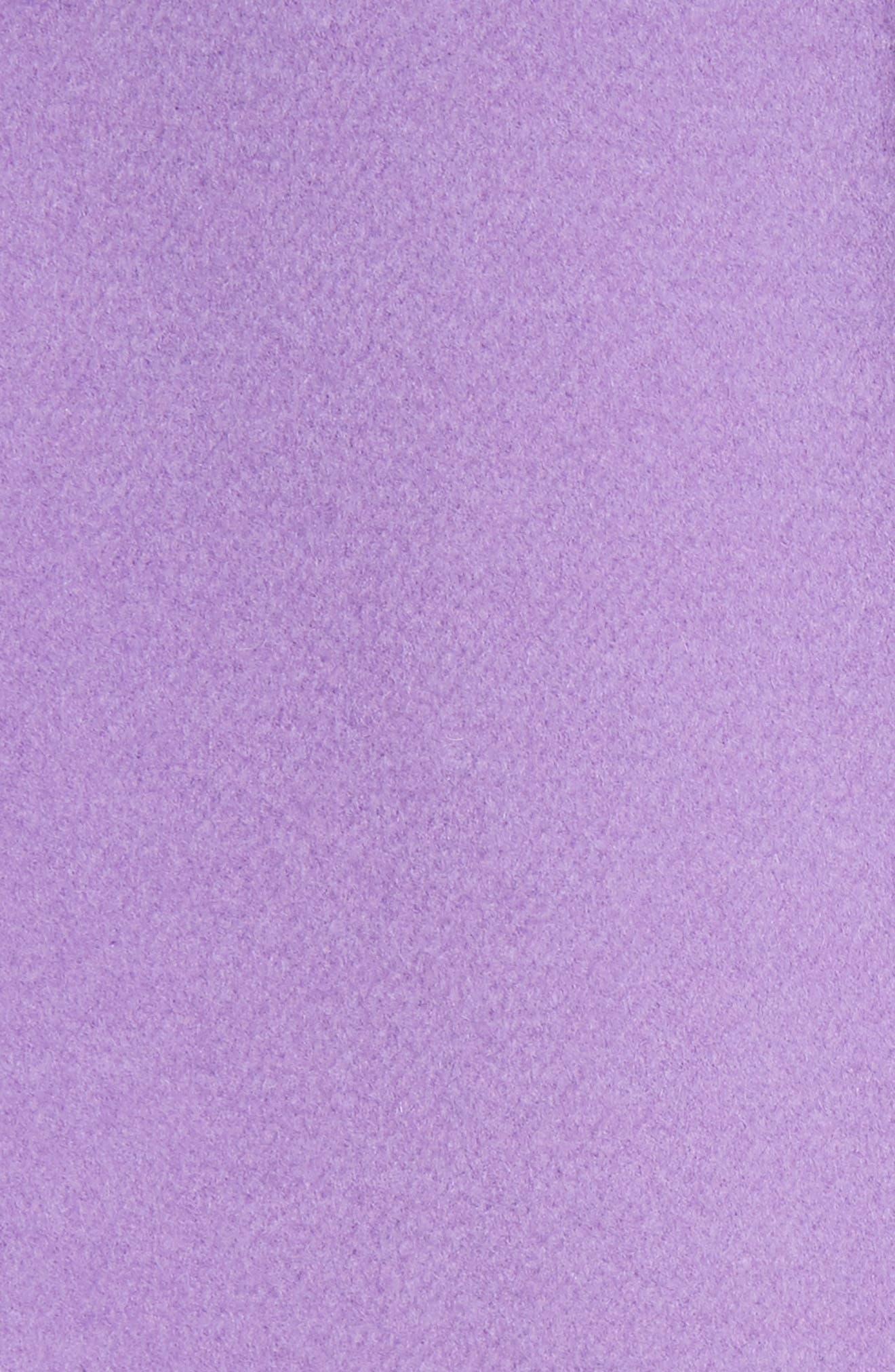 Double Face Wool & Angora Blend Jacket,                             Alternate thumbnail 6, color,                             550