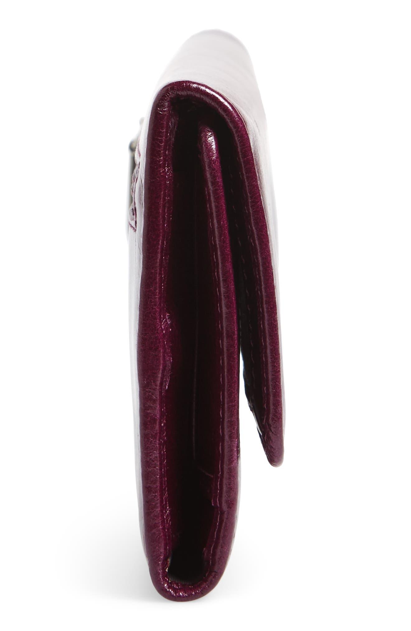 'Sadie' Leather Wallet,                             Alternate thumbnail 174, color,