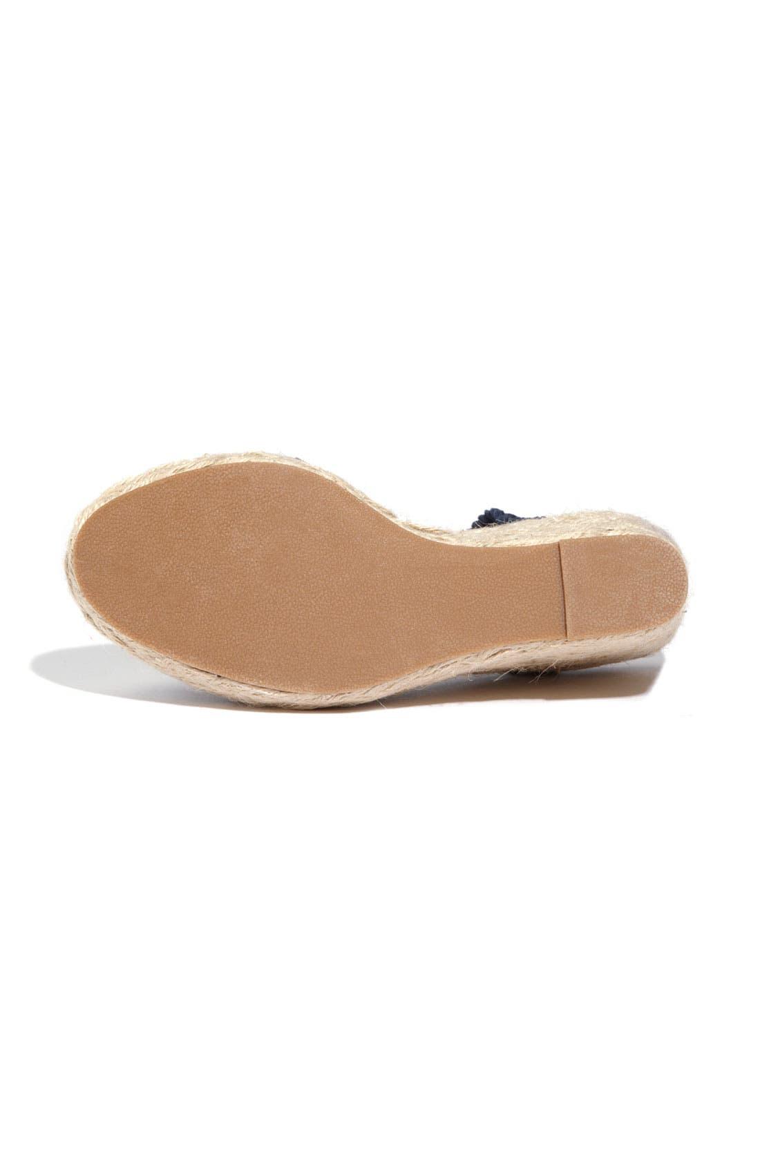 'Manngo' Woven Sandal,                             Alternate thumbnail 7, color,