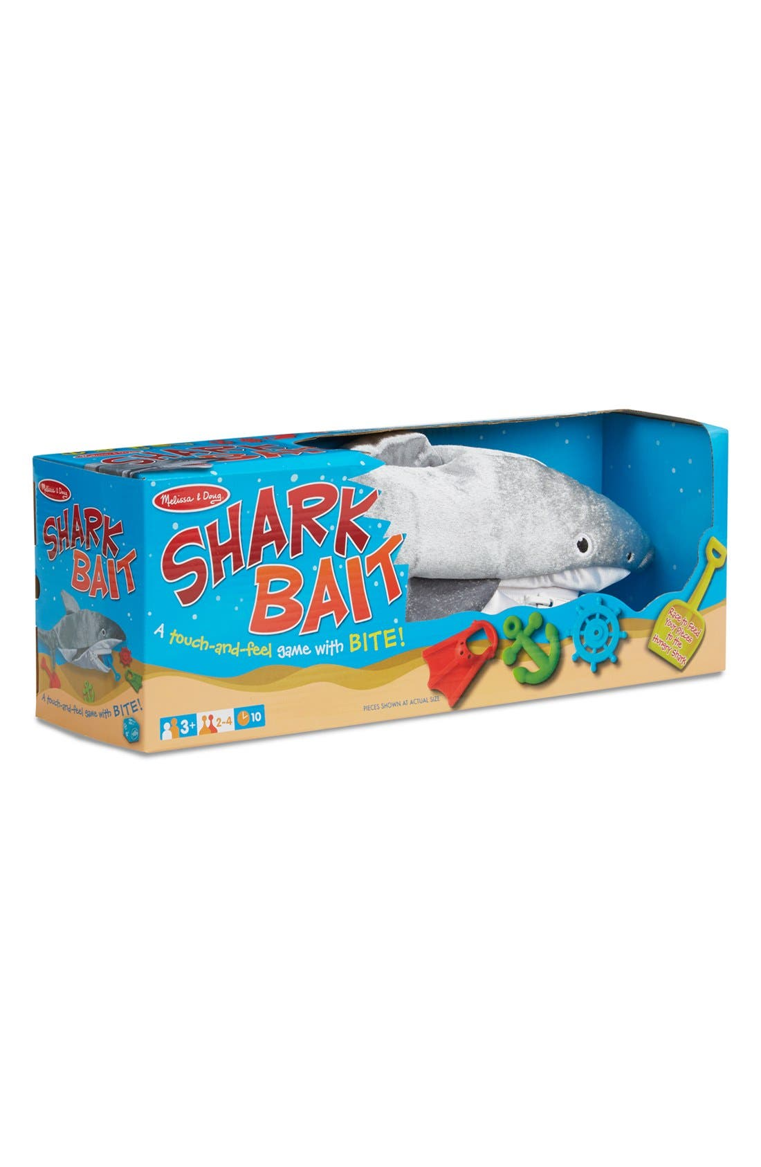 'Shark Bait' Game,                         Main,                         color, GREY
