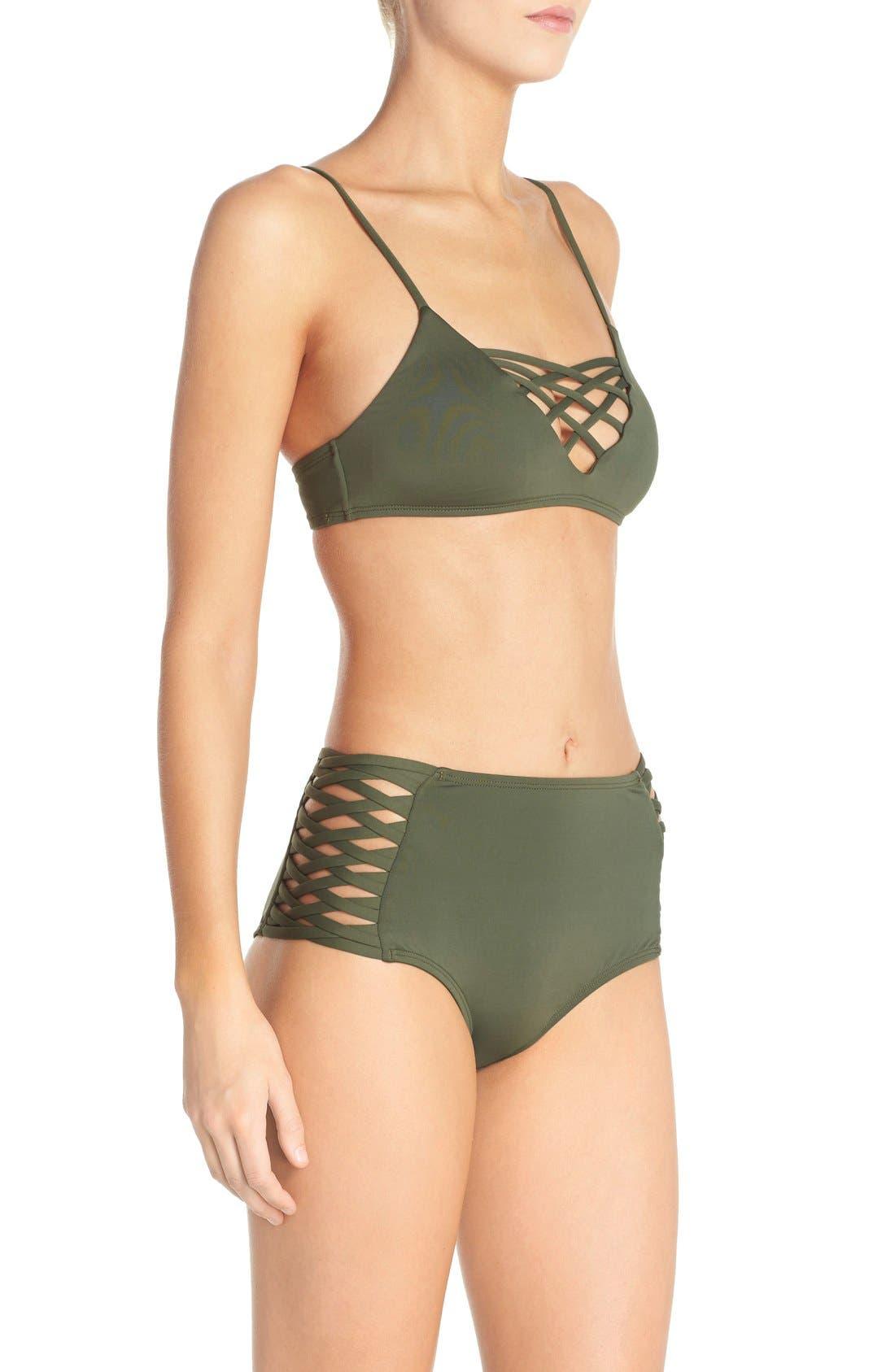 Jaime Bikini Top,                             Alternate thumbnail 53, color,