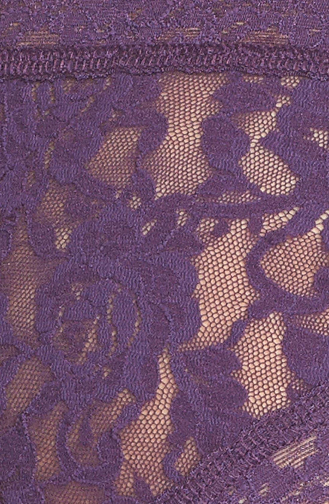 'Signature Lace' Brazilian Bikini,                             Alternate thumbnail 81, color,