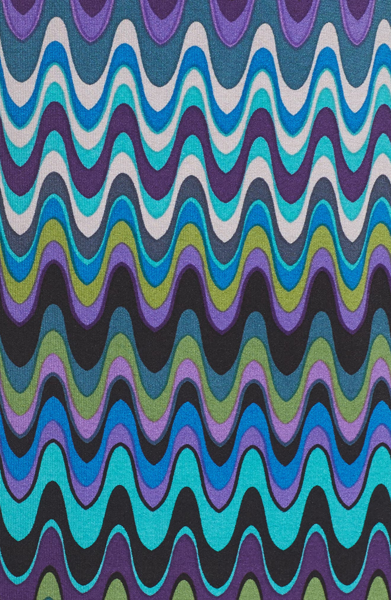 Sleeveless Jersey Sheath Dress,                             Alternate thumbnail 5, color,                             462