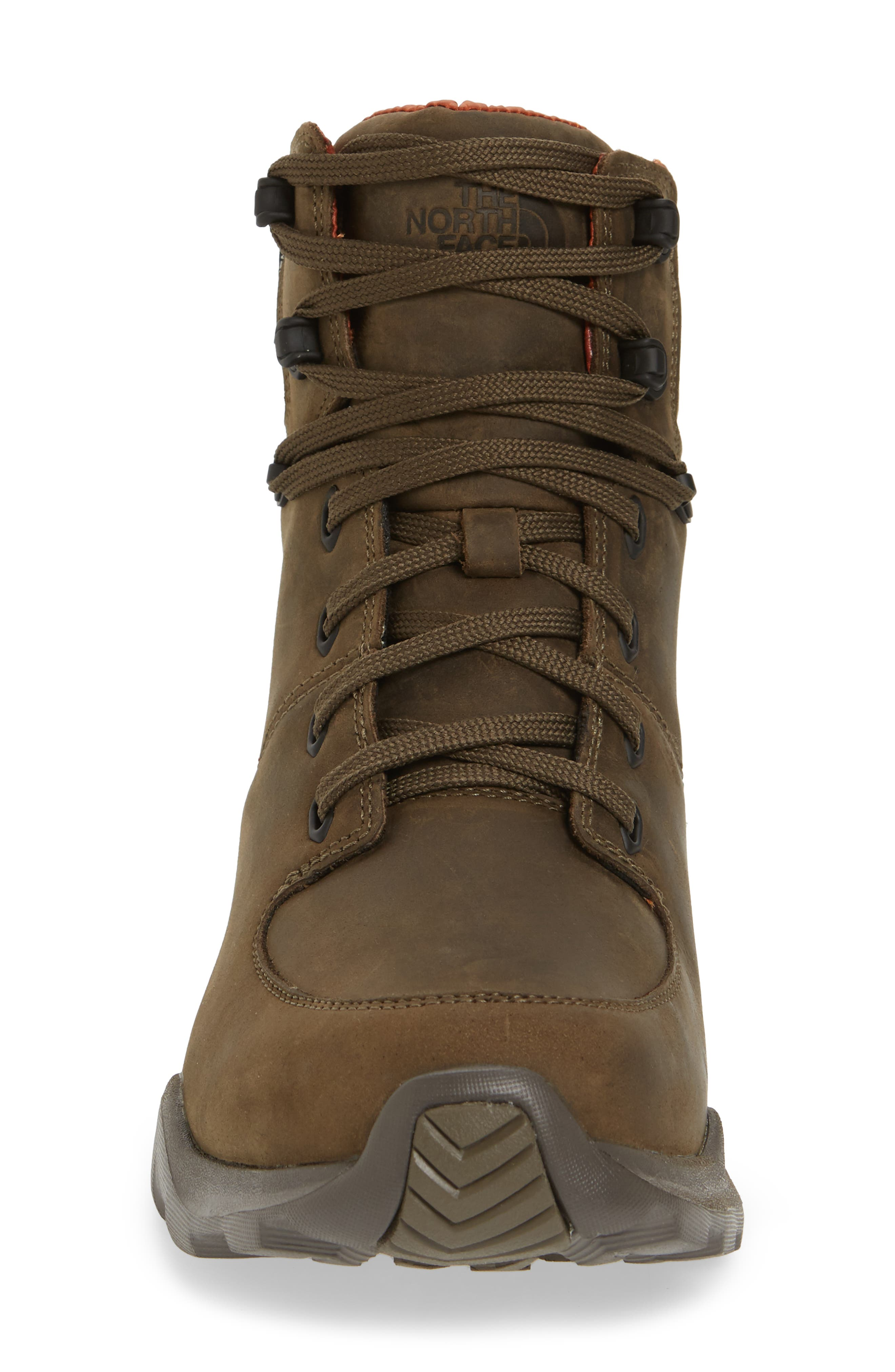 Thermoball<sup>™</sup> Versa Waterproof Boot,                             Alternate thumbnail 4, color,                             WEIMARANER BROWN