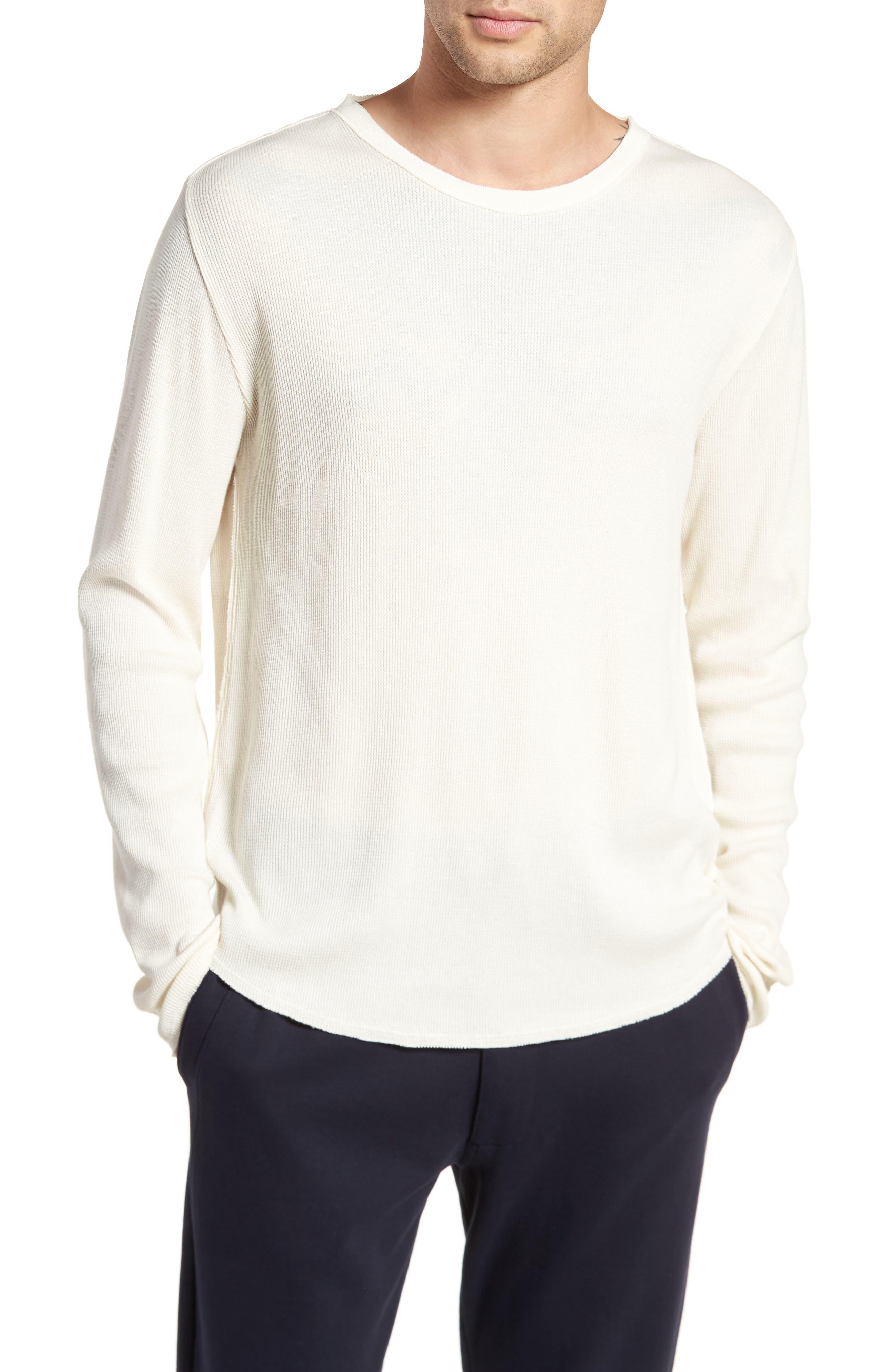 Thermal Knit Long Sleeve T-Shirt,                             Main thumbnail 2, color,