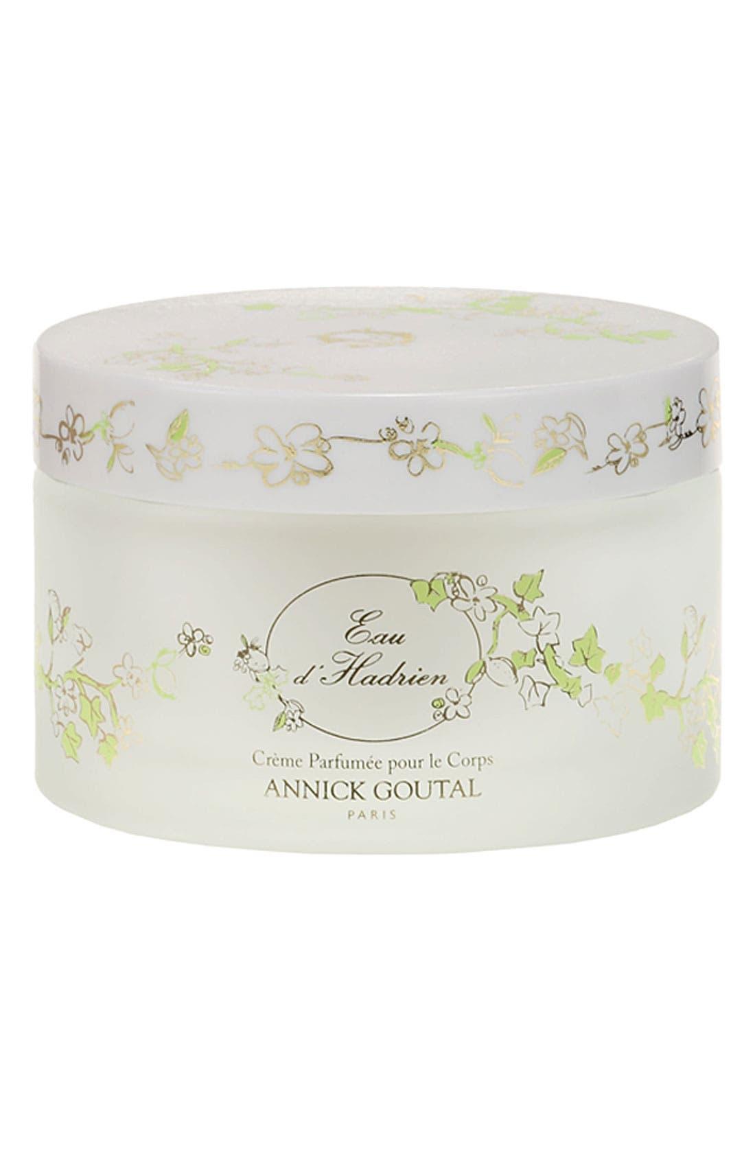 ANNICK GOUTAL,                             'Eau d'Hadrien' Body Cream,                             Main thumbnail 1, color,                             000