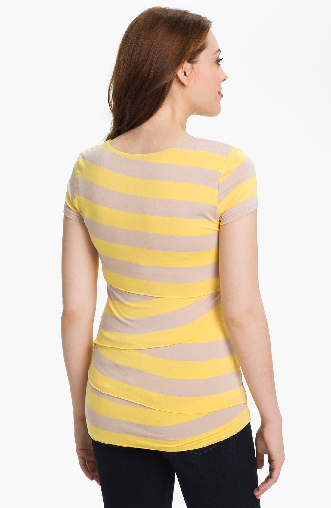 Stripe Bandage Top,                             Alternate thumbnail 16, color,
