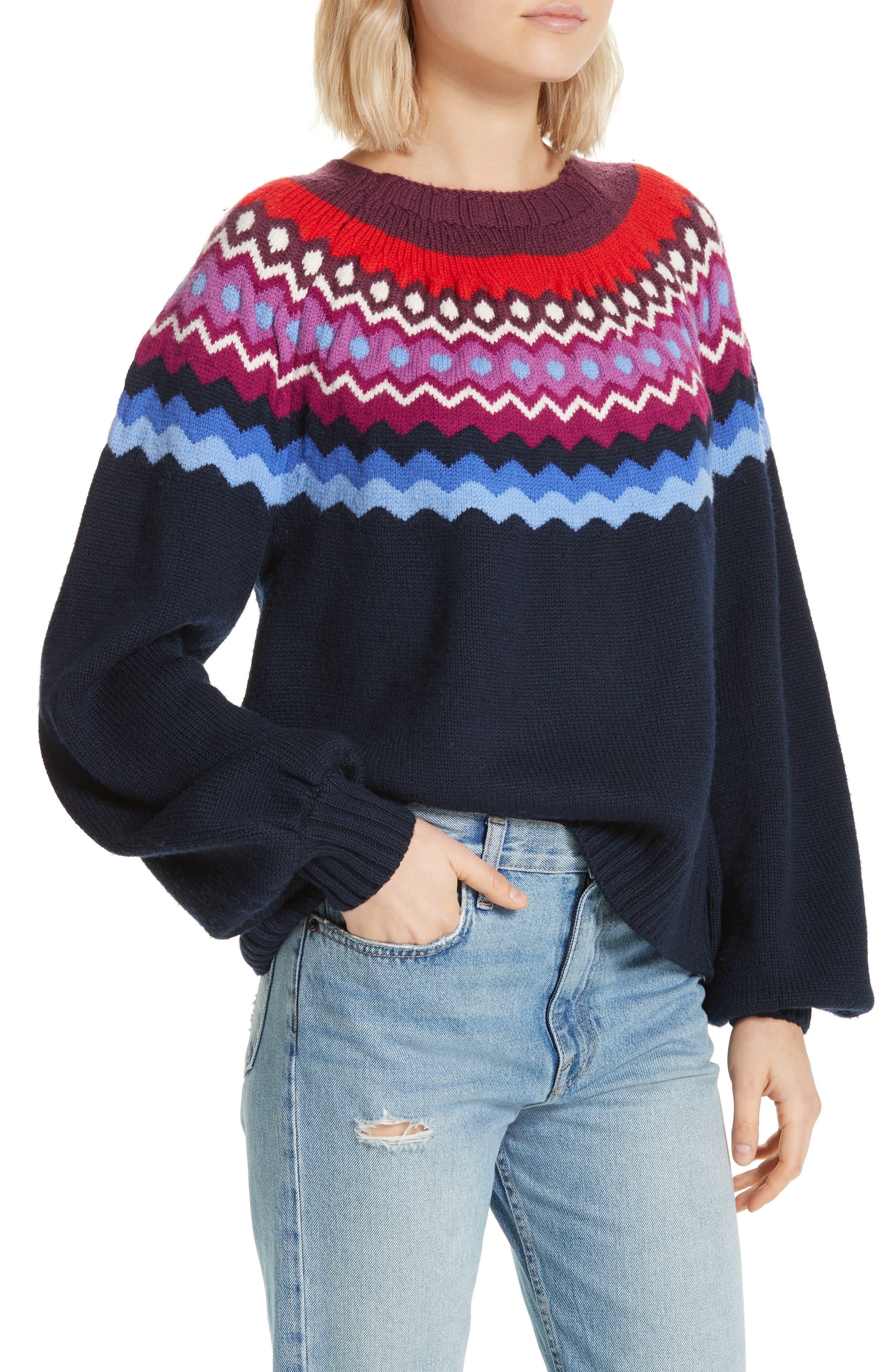 JOIE,                             Karenya Sweater,                             Alternate thumbnail 4, color,                             410