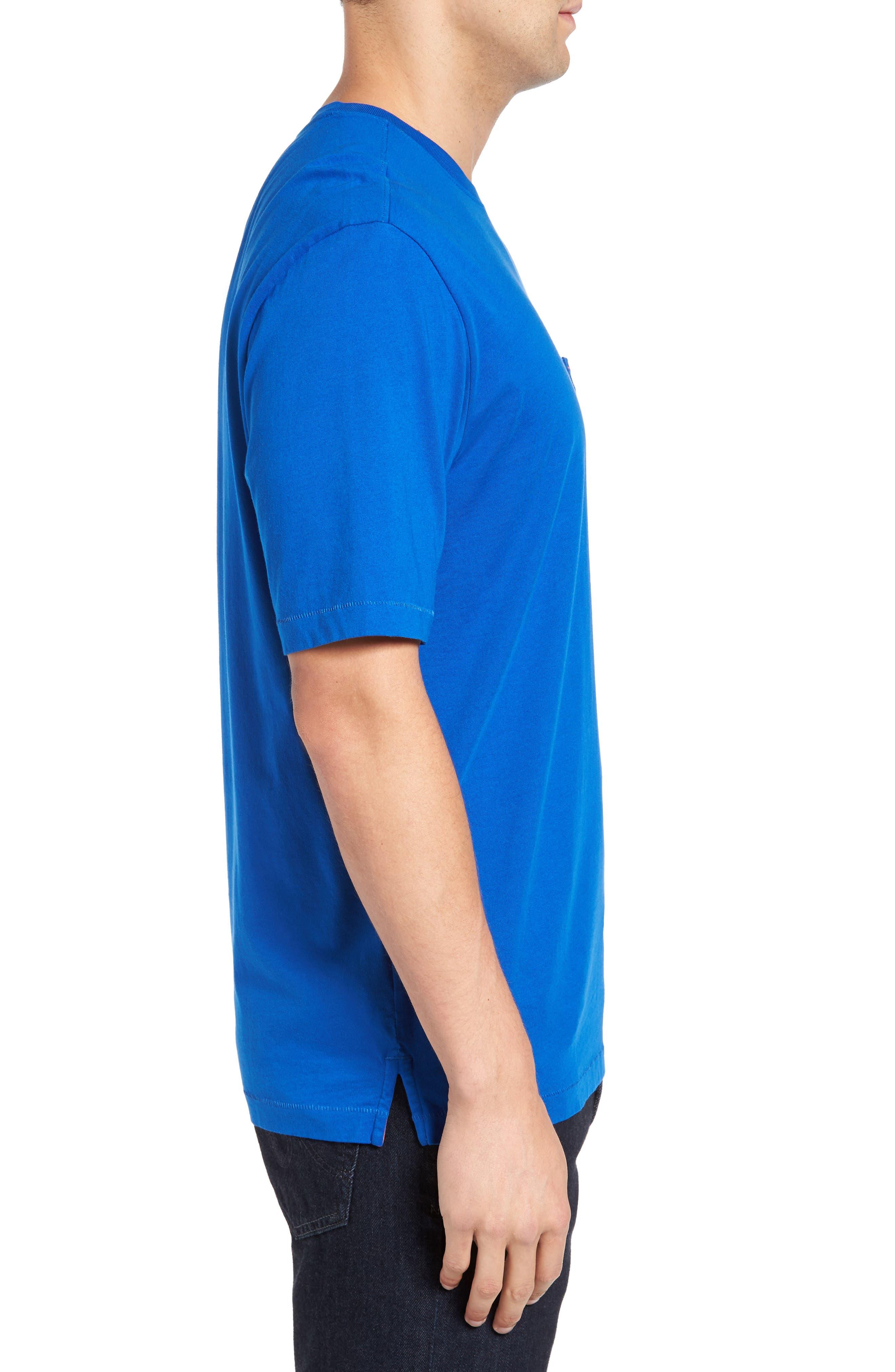 New Bali Sky Pima Cotton Pocket T-Shirt,                             Alternate thumbnail 94, color,
