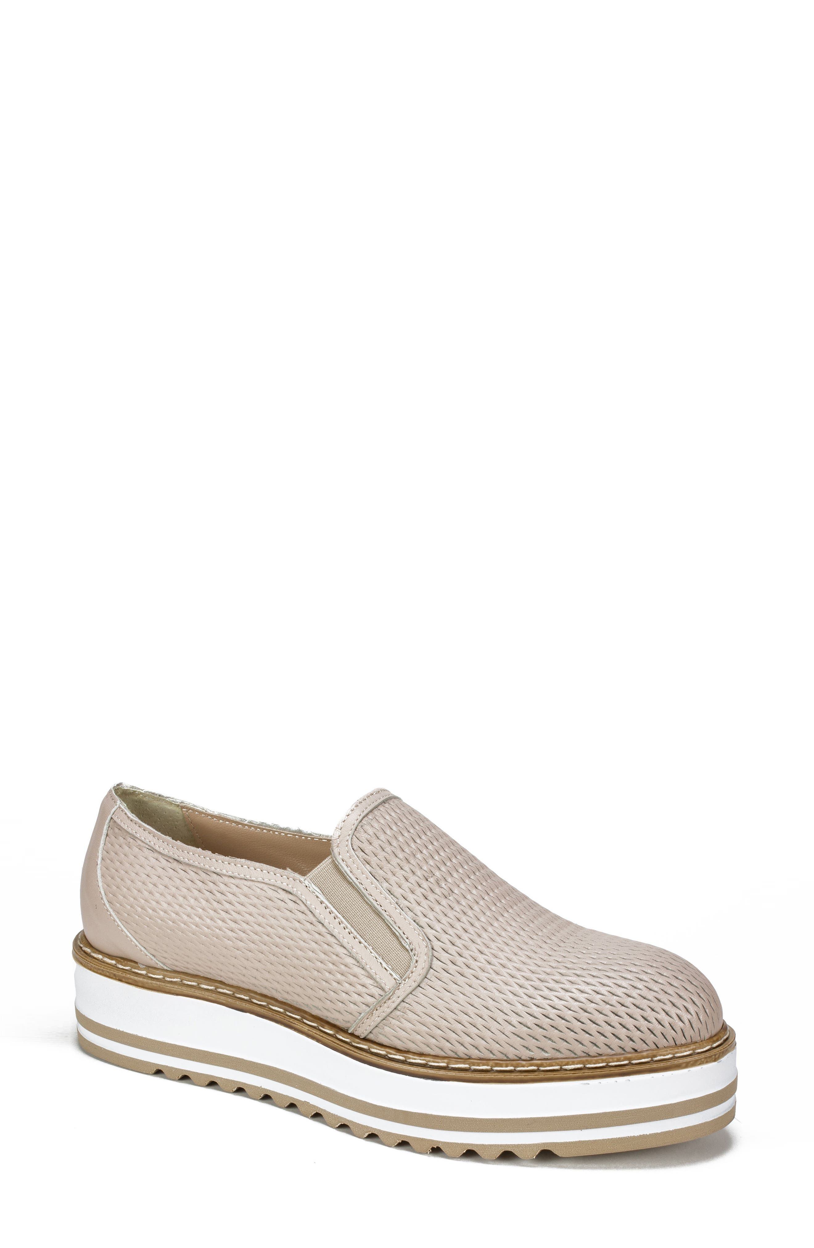 Summit Belton Platform Slip-On,                             Main thumbnail 7, color,