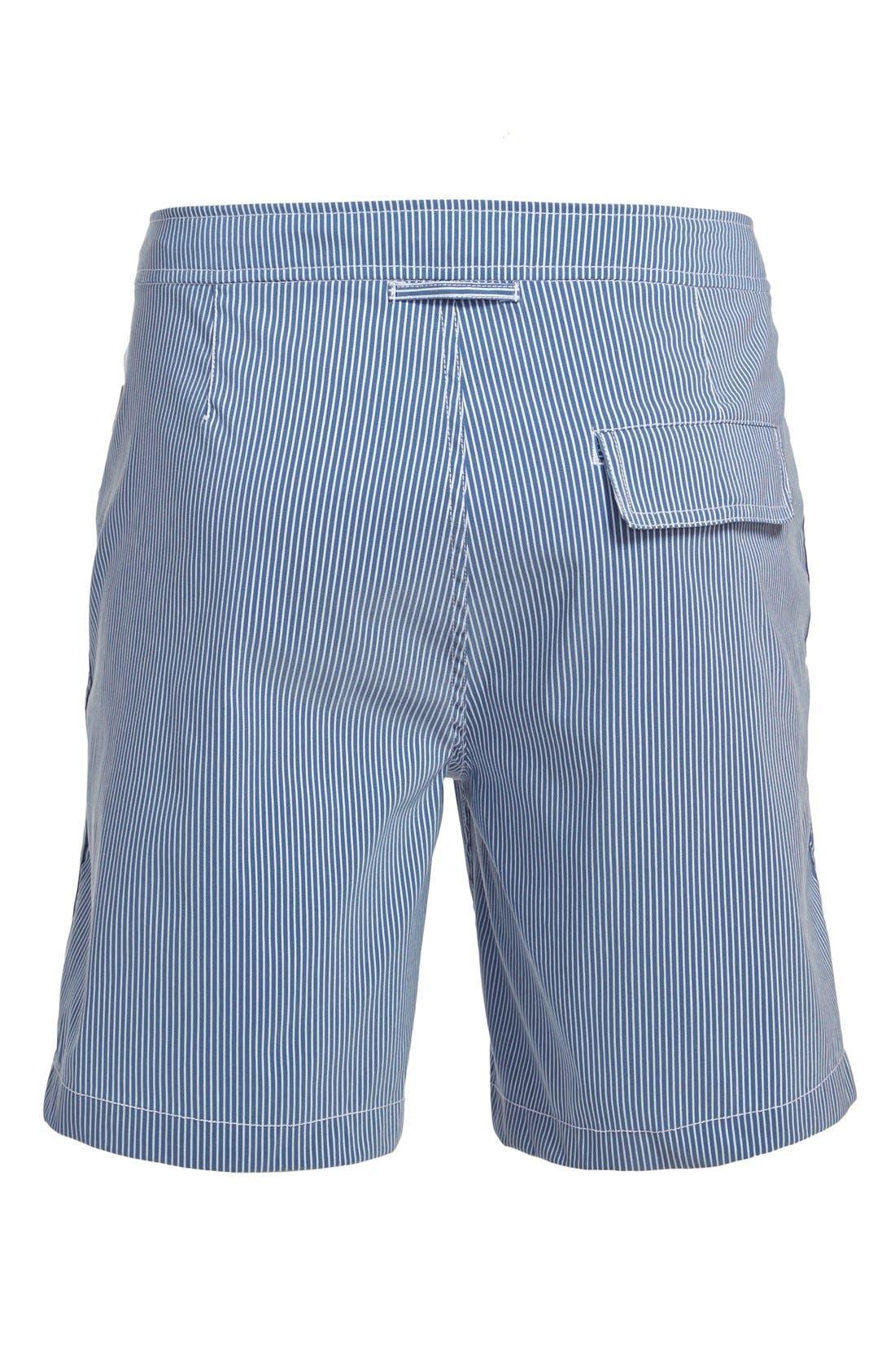 "'Calder 7.5""' Board Shorts,                             Alternate thumbnail 5, color,                             450"