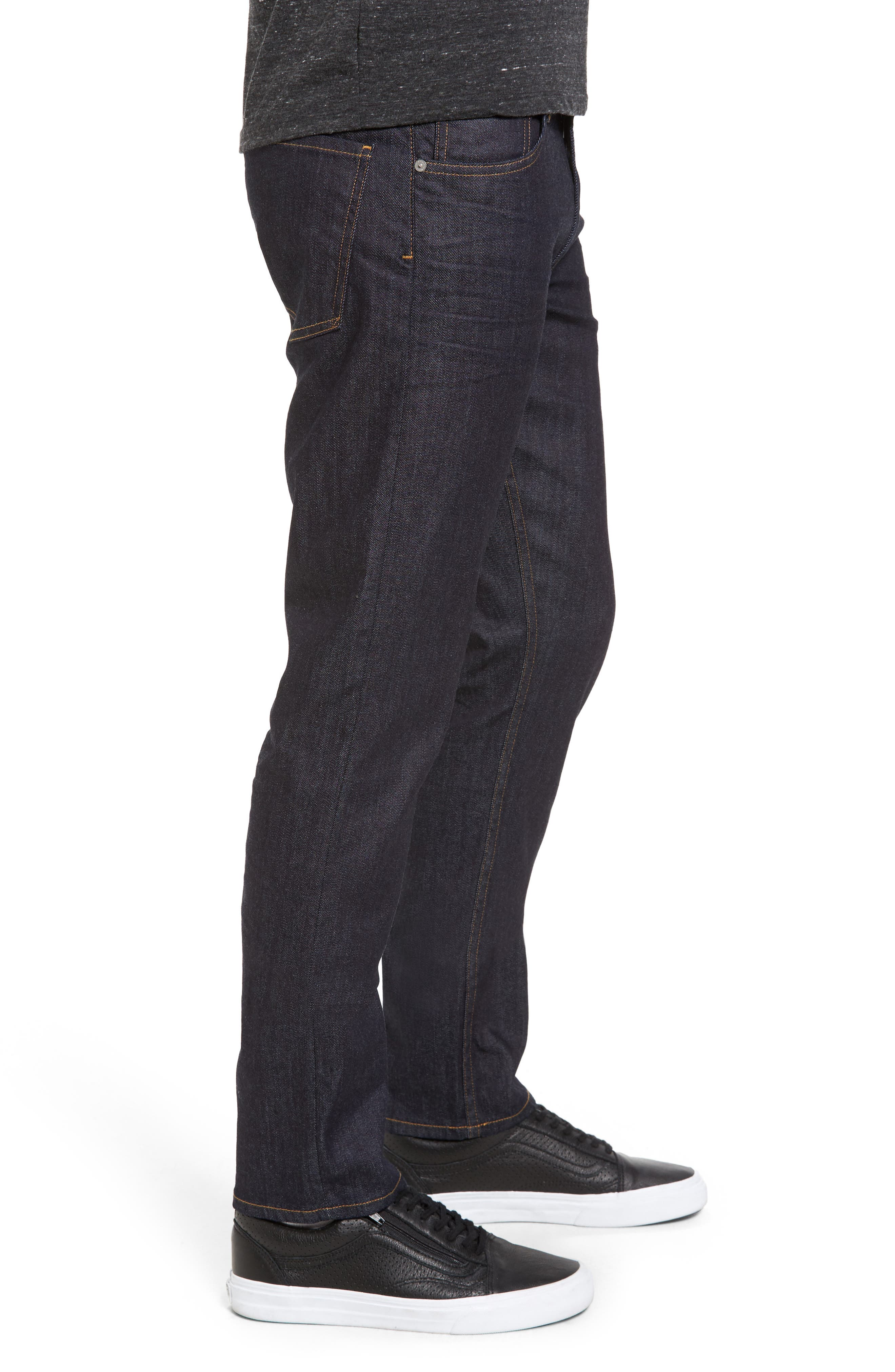Bowery Slim Fit Jeans,                             Alternate thumbnail 4, color,                             432