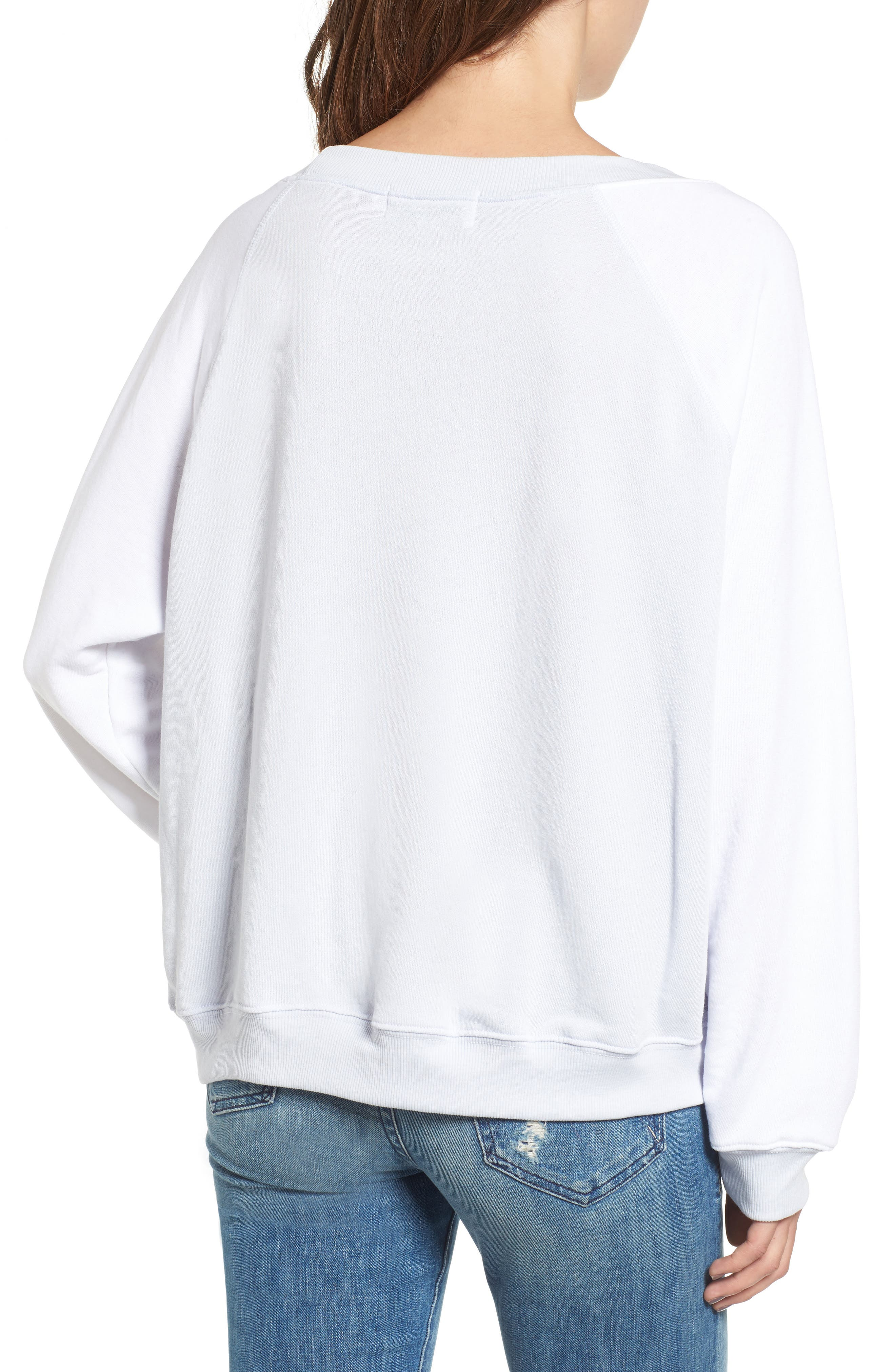 Aspiring Retiree Sweatshirt,                             Alternate thumbnail 2, color,