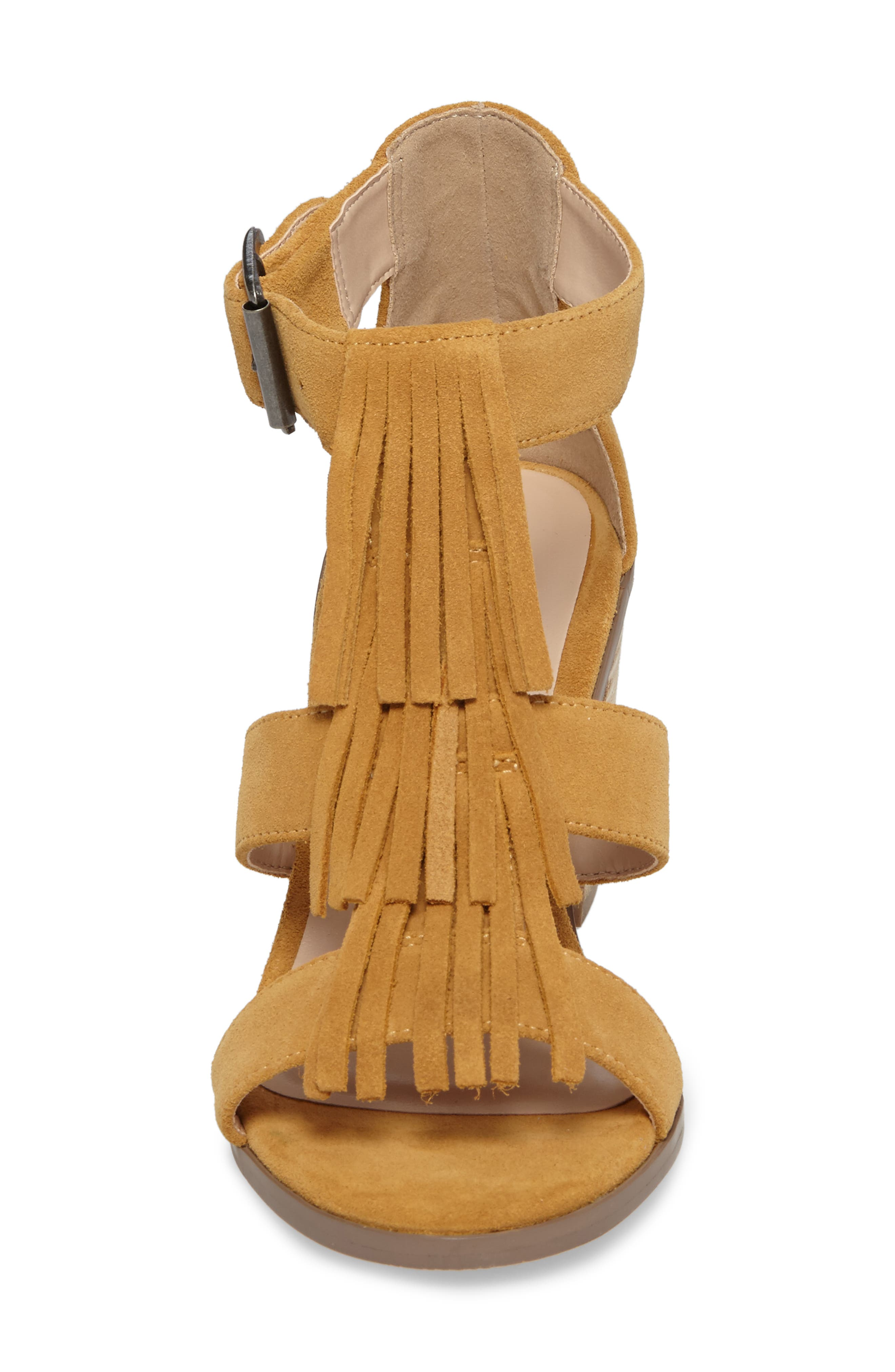 'Delilah' Fringe Sandal,                             Alternate thumbnail 28, color,