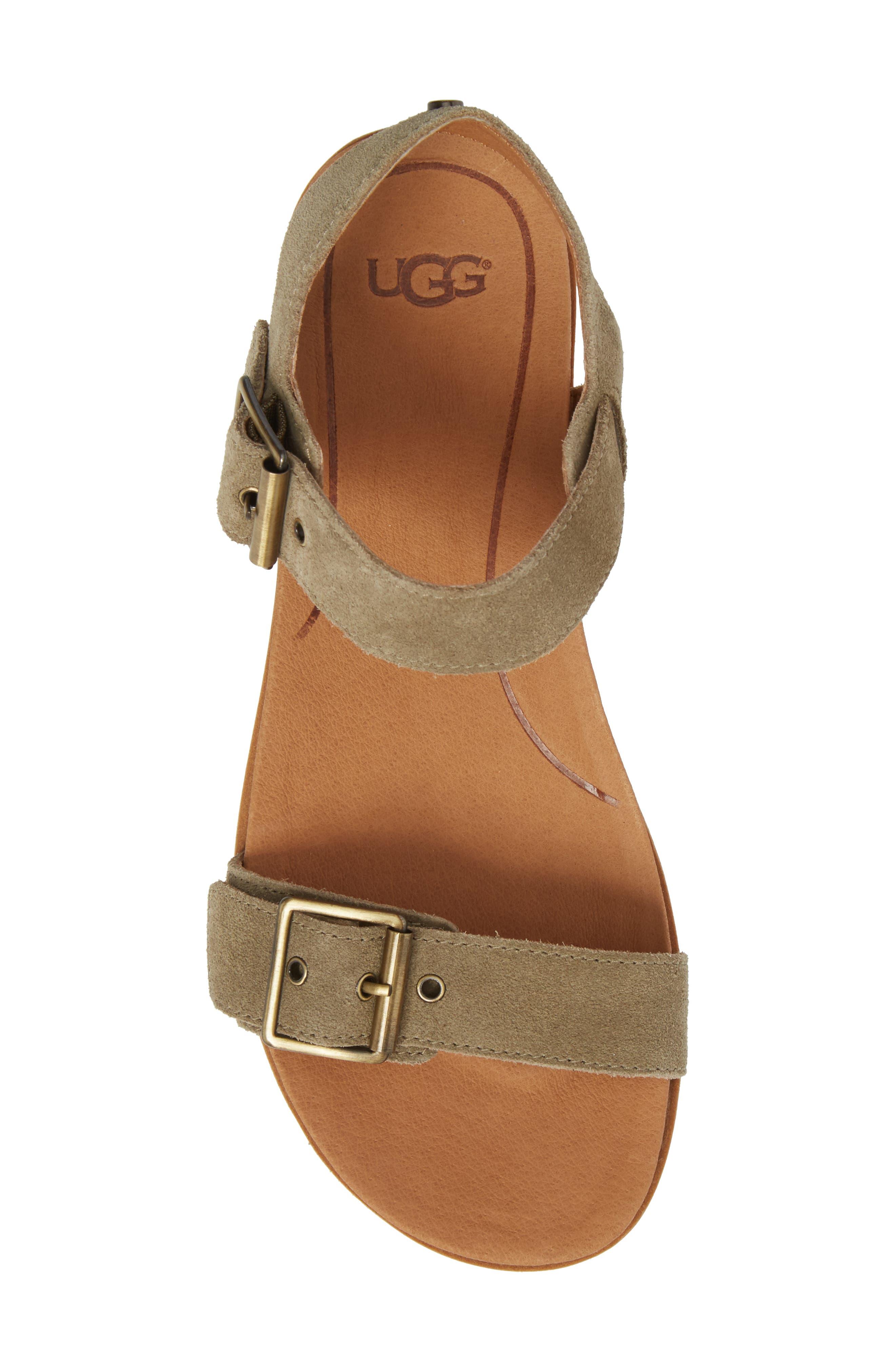 Angie Platform Sandal,                             Alternate thumbnail 19, color,