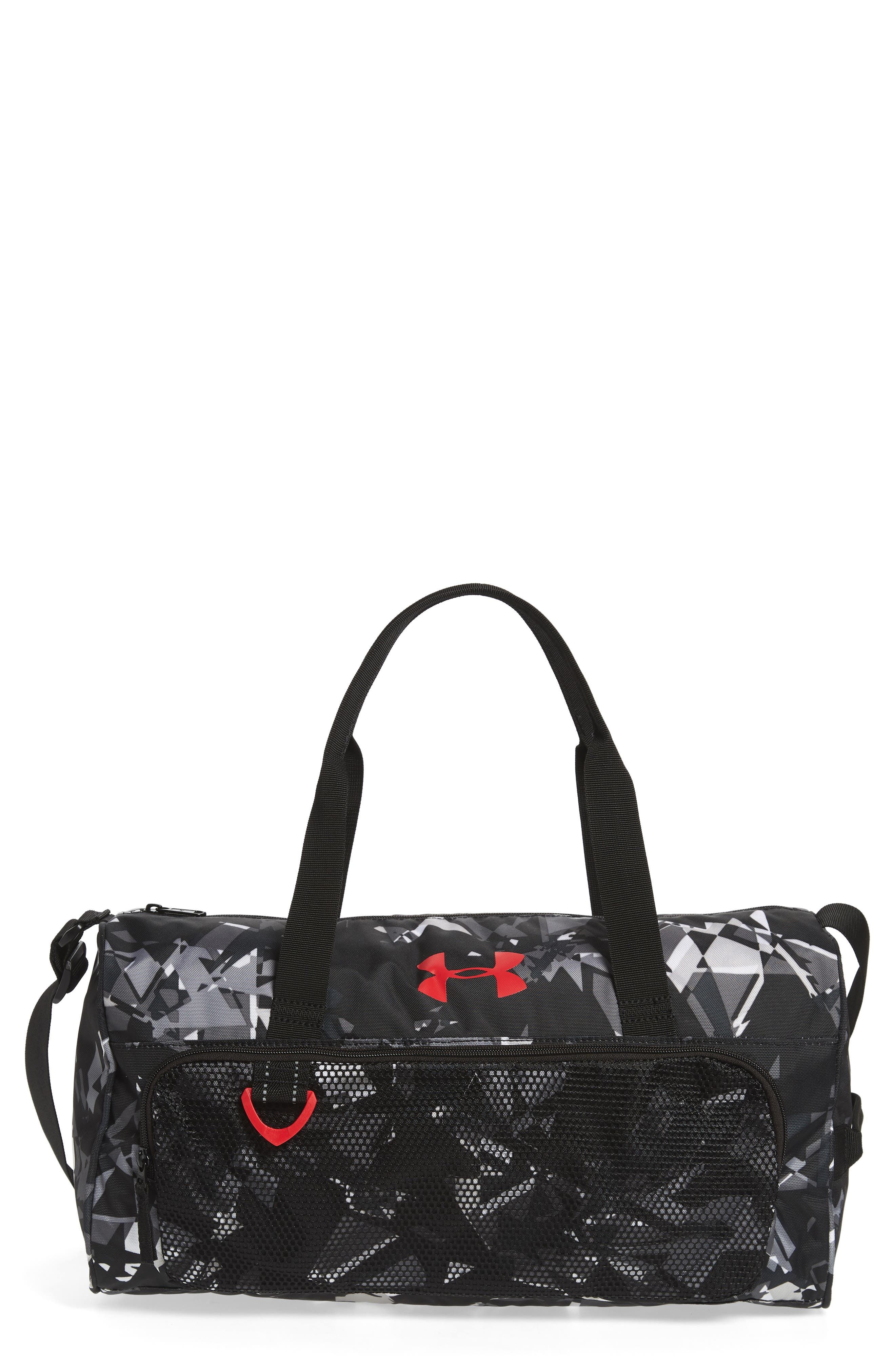 Boys Under Armour Select Water Resistant Duffel Bag  None