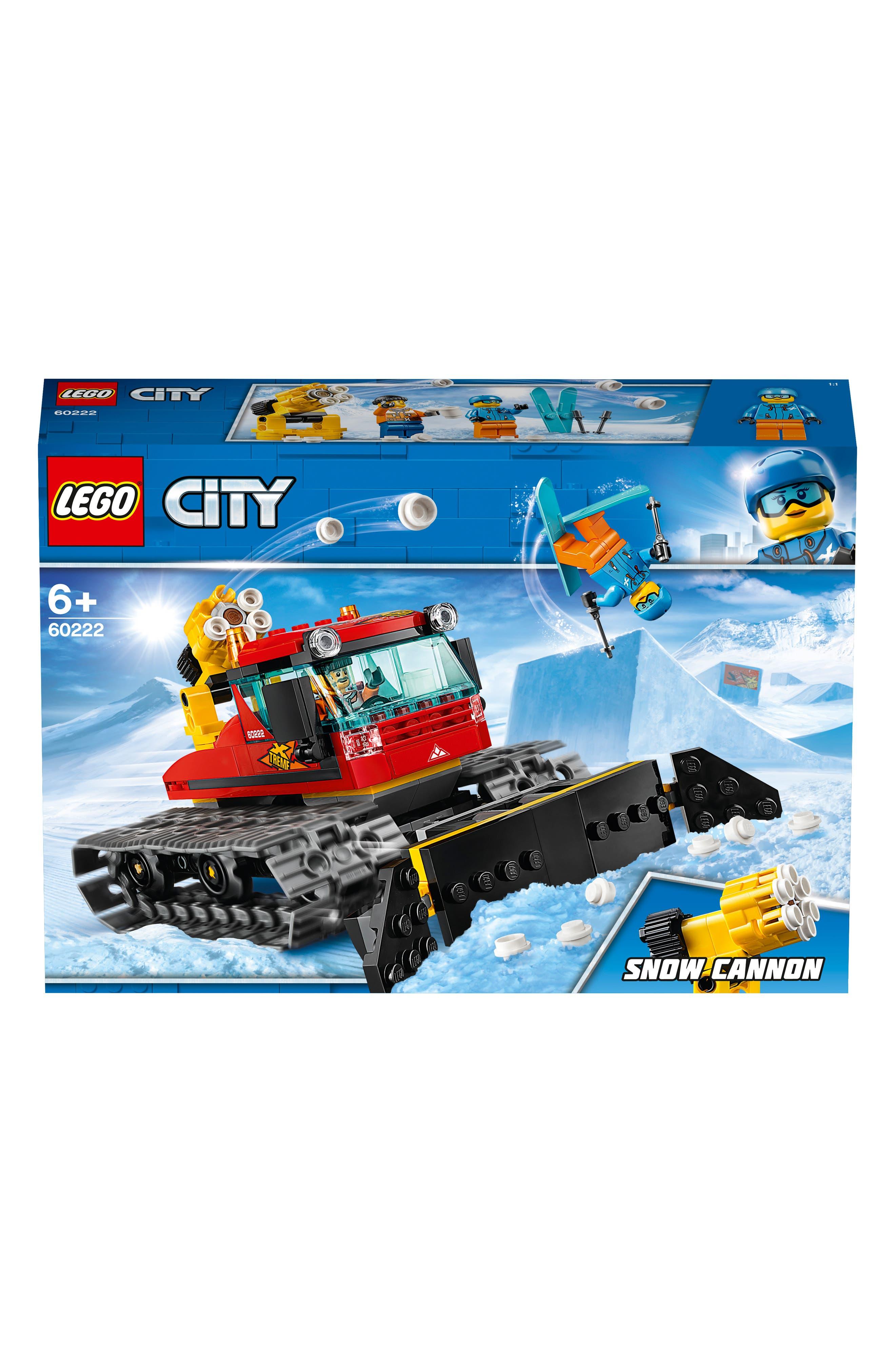 City Snow Groomer - 60222,                             Alternate thumbnail 2, color,                             MULTI