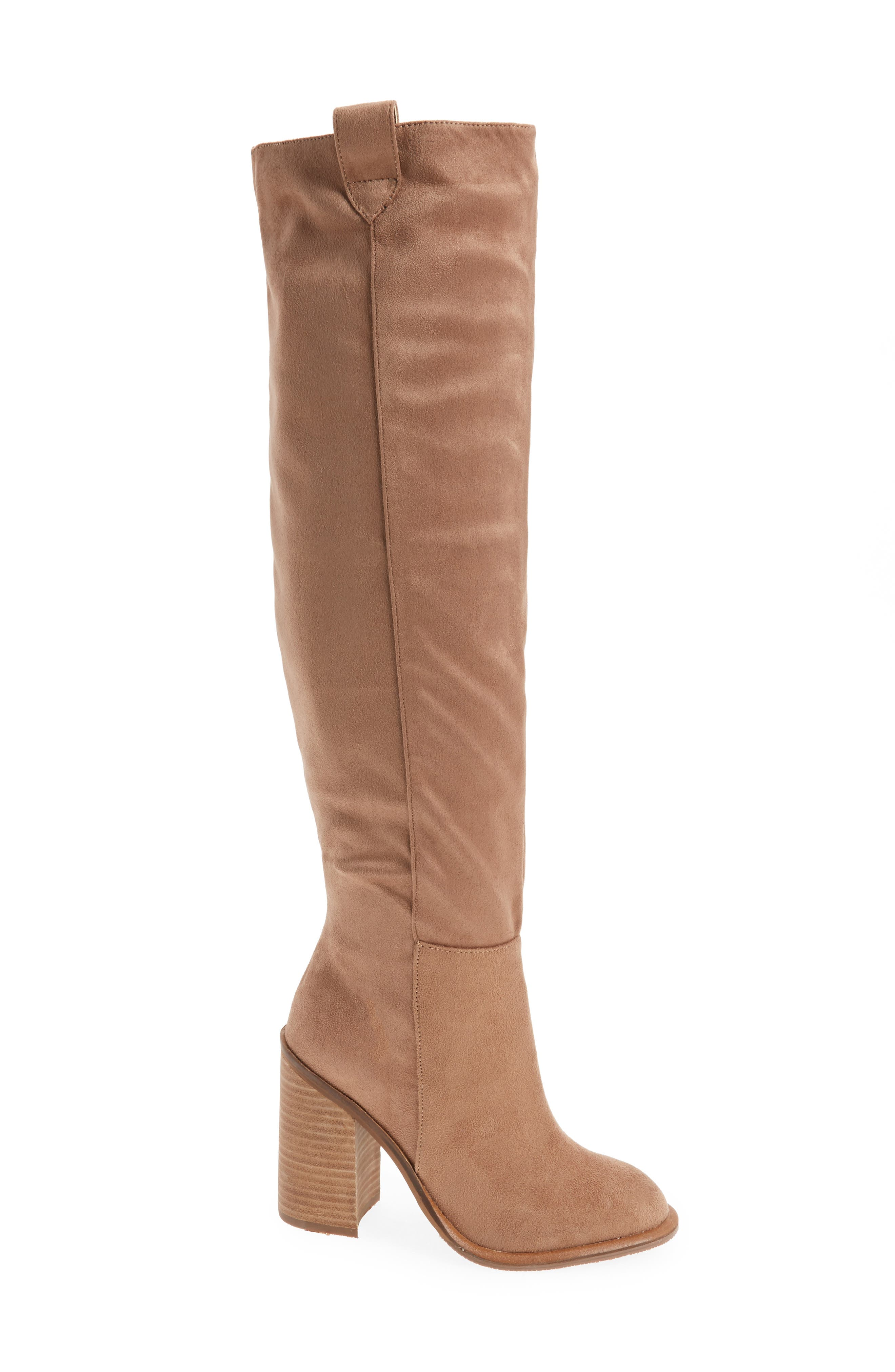 Nate Over the Knee Boot,                             Alternate thumbnail 9, color,