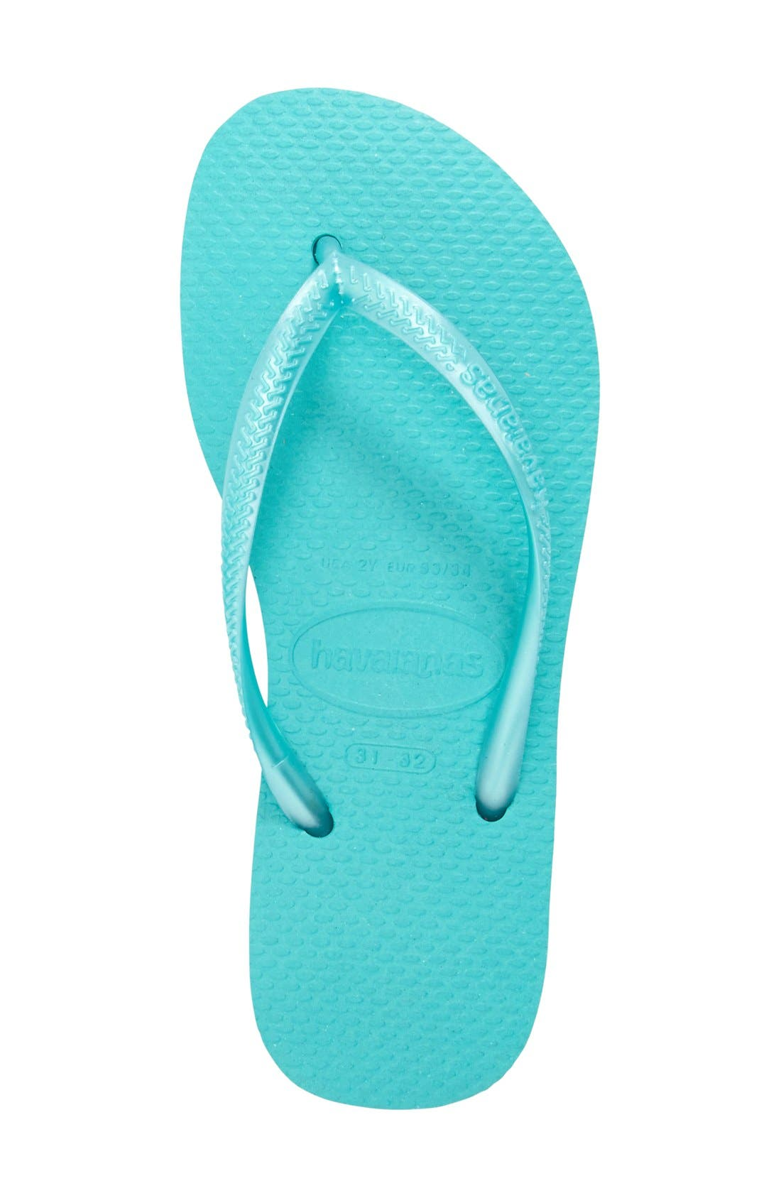 'Slim' Flip Flop,                             Alternate thumbnail 38, color,