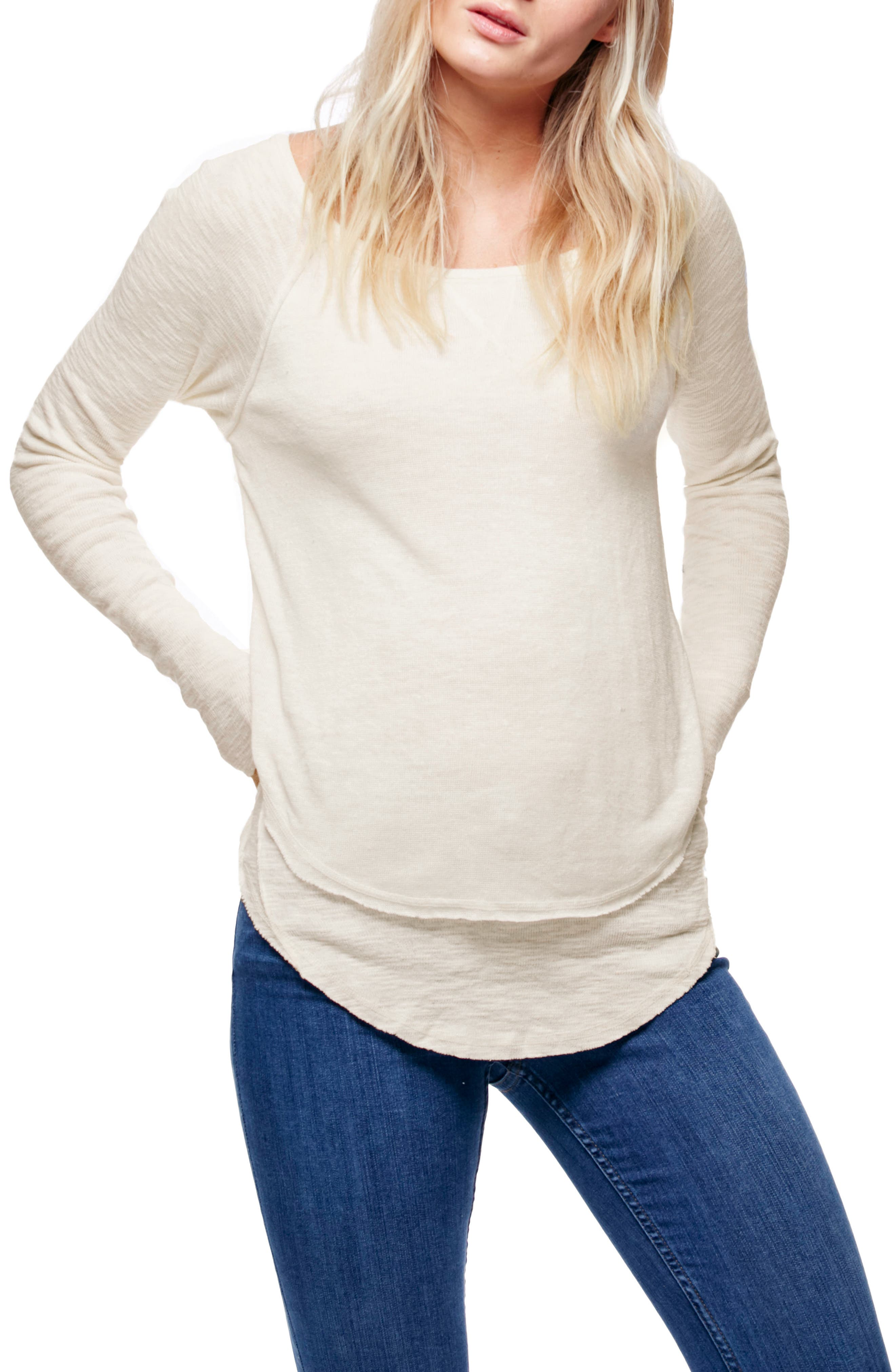 We the Free by Free People Friday Feelin Tee,                             Main thumbnail 4, color,