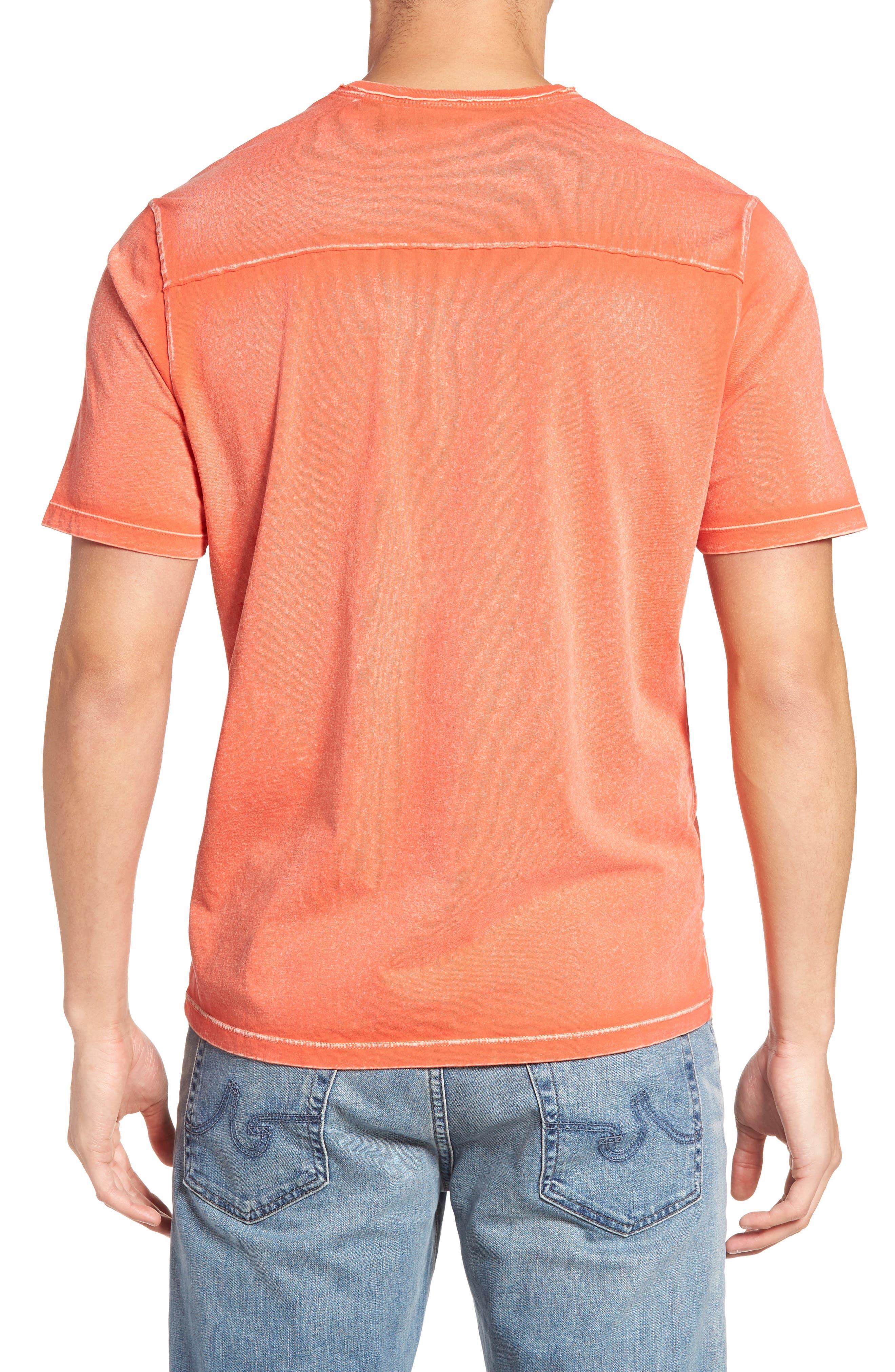 'Kahuna' V-Neck T-Shirt,                             Alternate thumbnail 22, color,