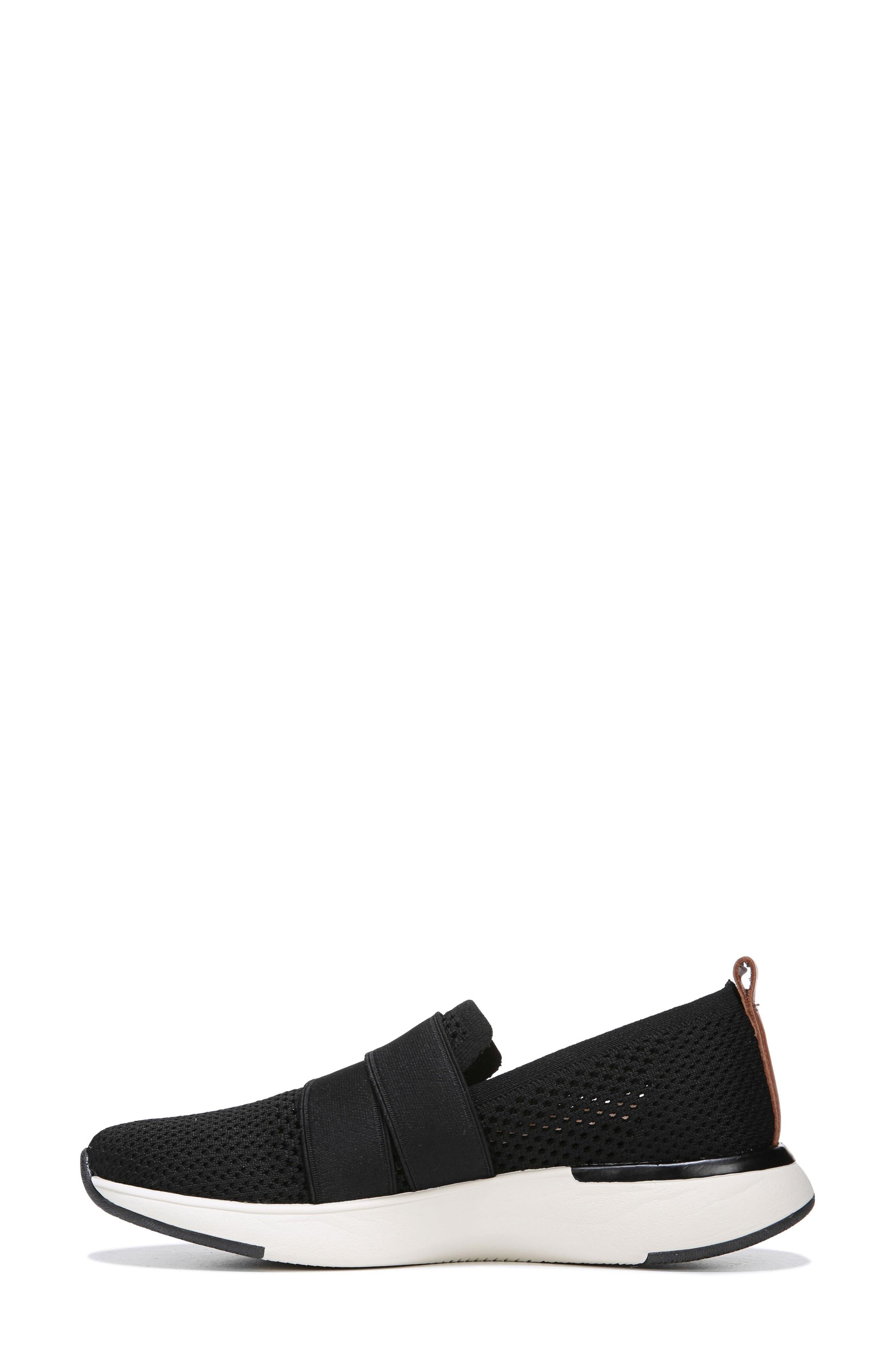 Slay All Day Sneaker,                             Alternate thumbnail 9, color,                             BLACK FABRIC
