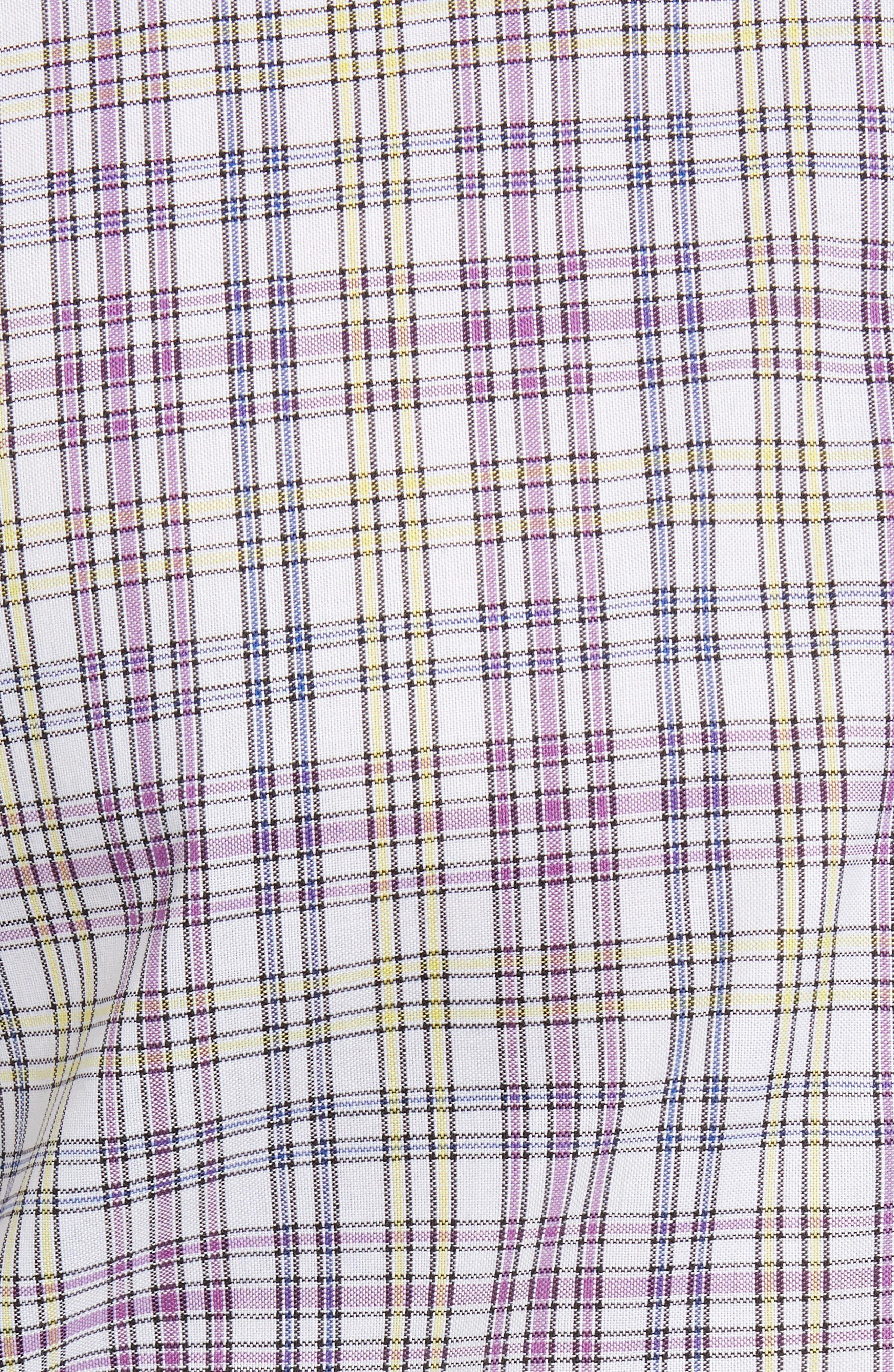 Isaac Plaid Easy Care Woven Shirt,                             Alternate thumbnail 20, color,