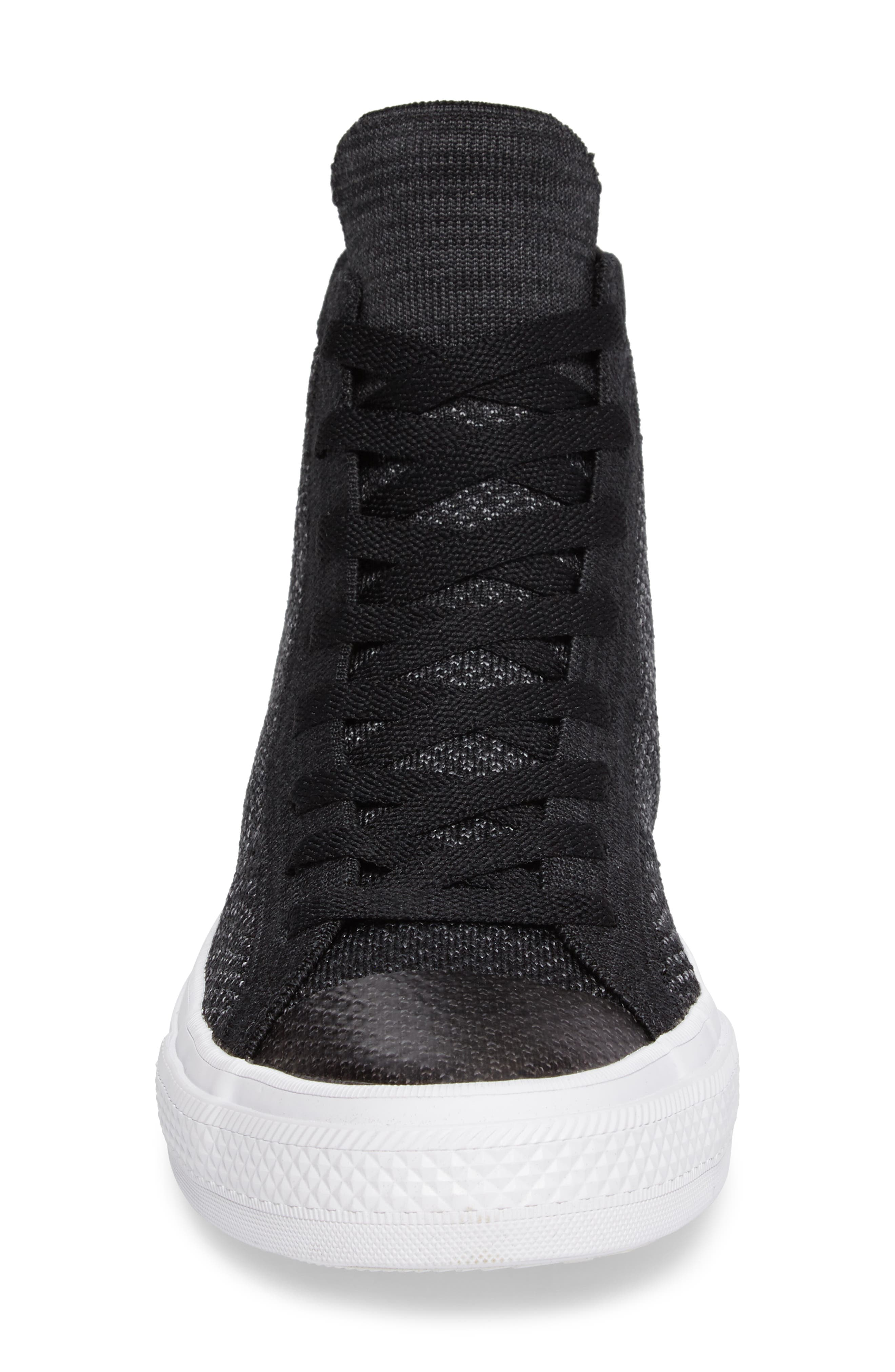 Chuck Taylor<sup>®</sup> All Star<sup>®</sup> Flyknit Hi Sneaker,                             Alternate thumbnail 19, color,