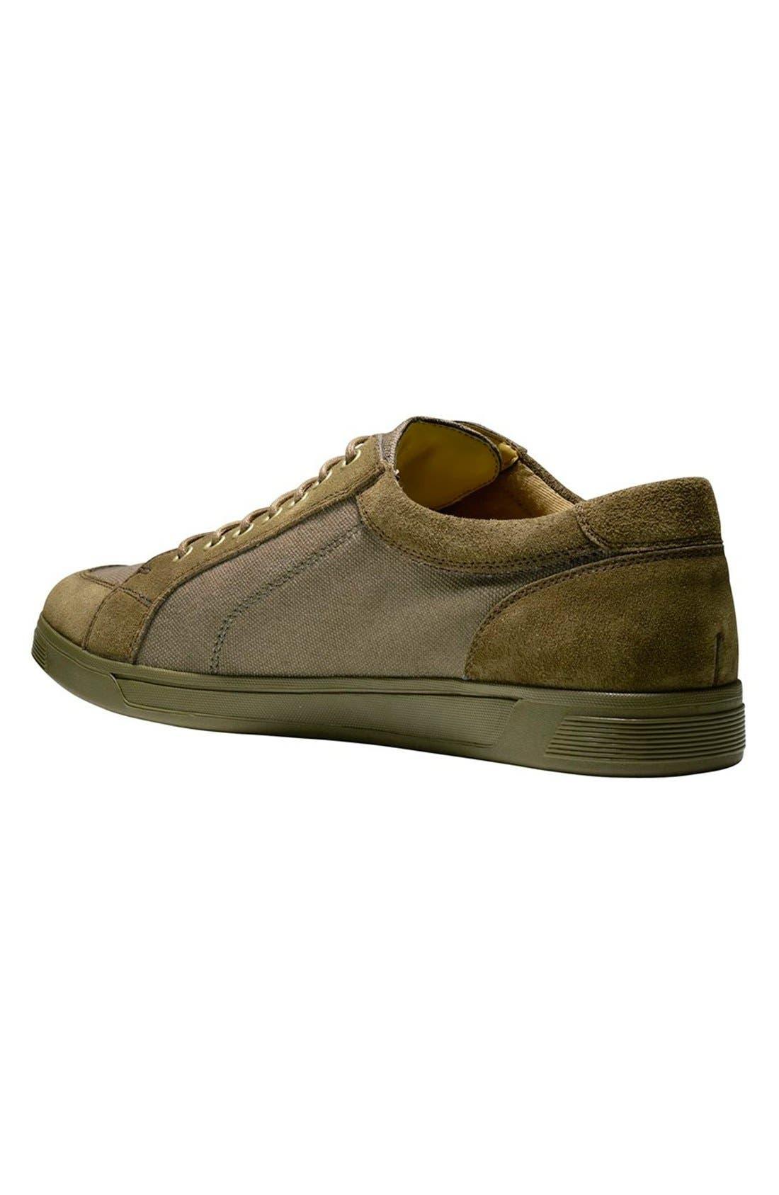 'Vartan Sport Oxford' Sneaker,                             Alternate thumbnail 42, color,