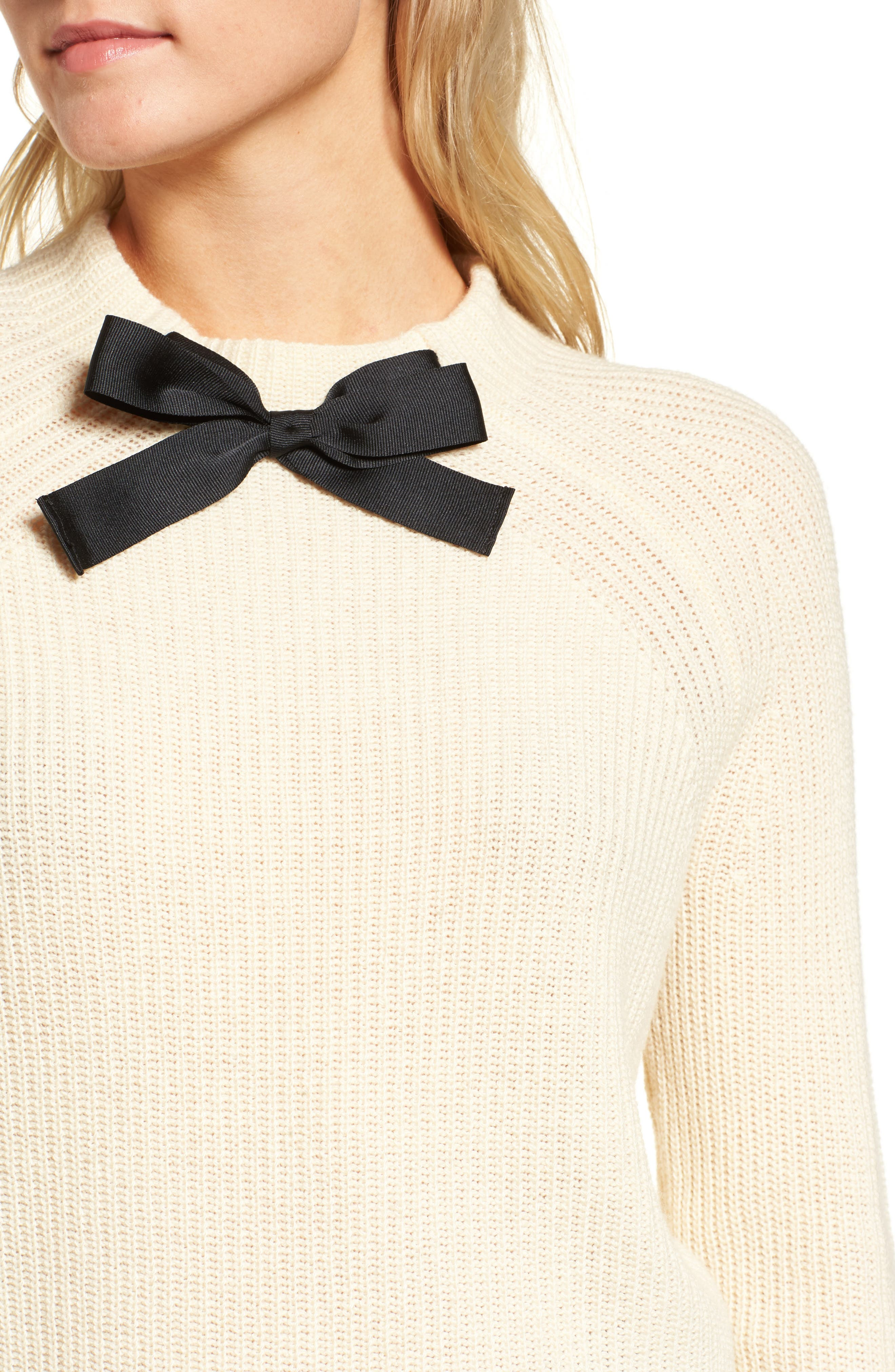 Gayle Tie Neck Sweater,                             Alternate thumbnail 11, color,