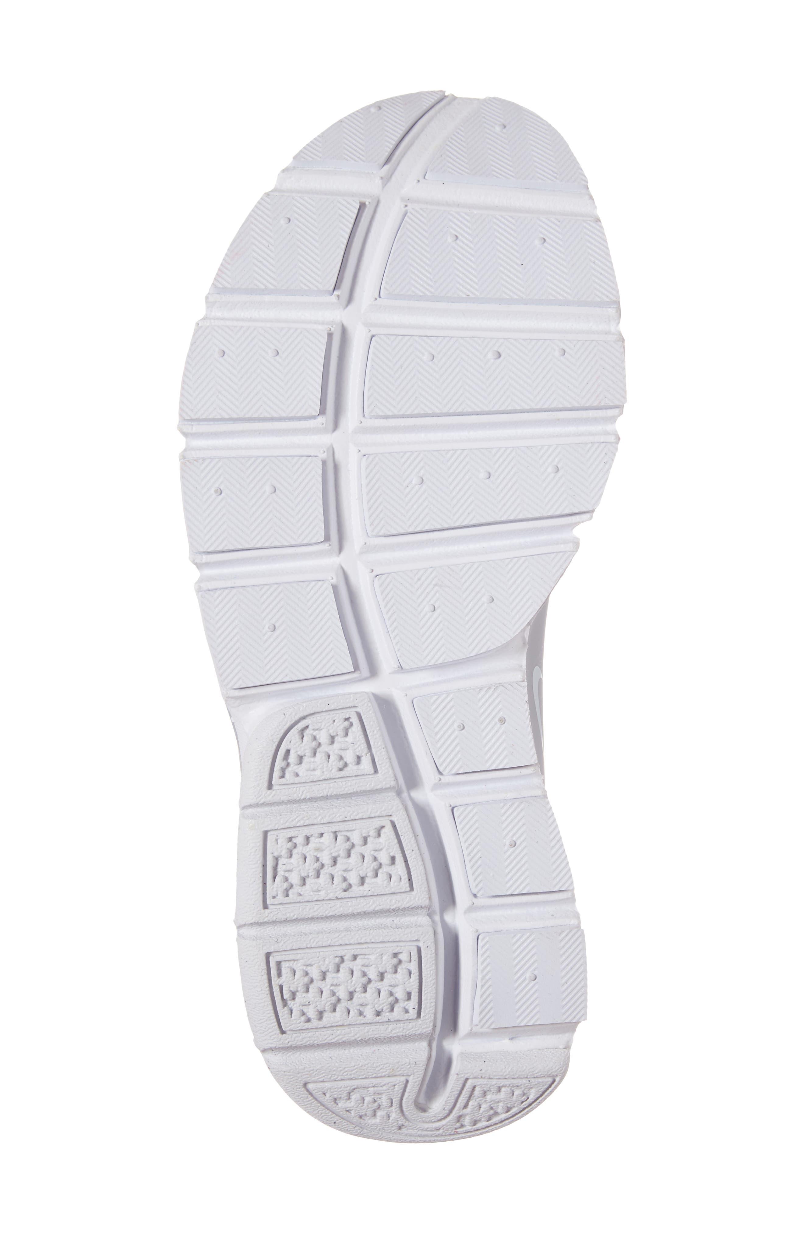 Sock Dart Sneaker,                             Alternate thumbnail 6, color,                             020