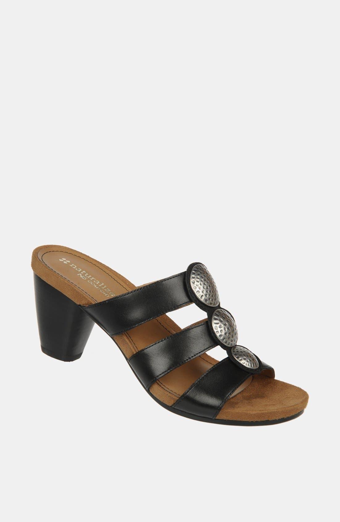 'Egypt' Sandal, Main, color, 001