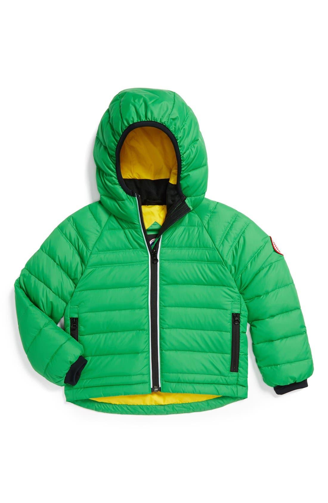 'Bobcat' Packable Down Coat,                         Main,                         color, 314