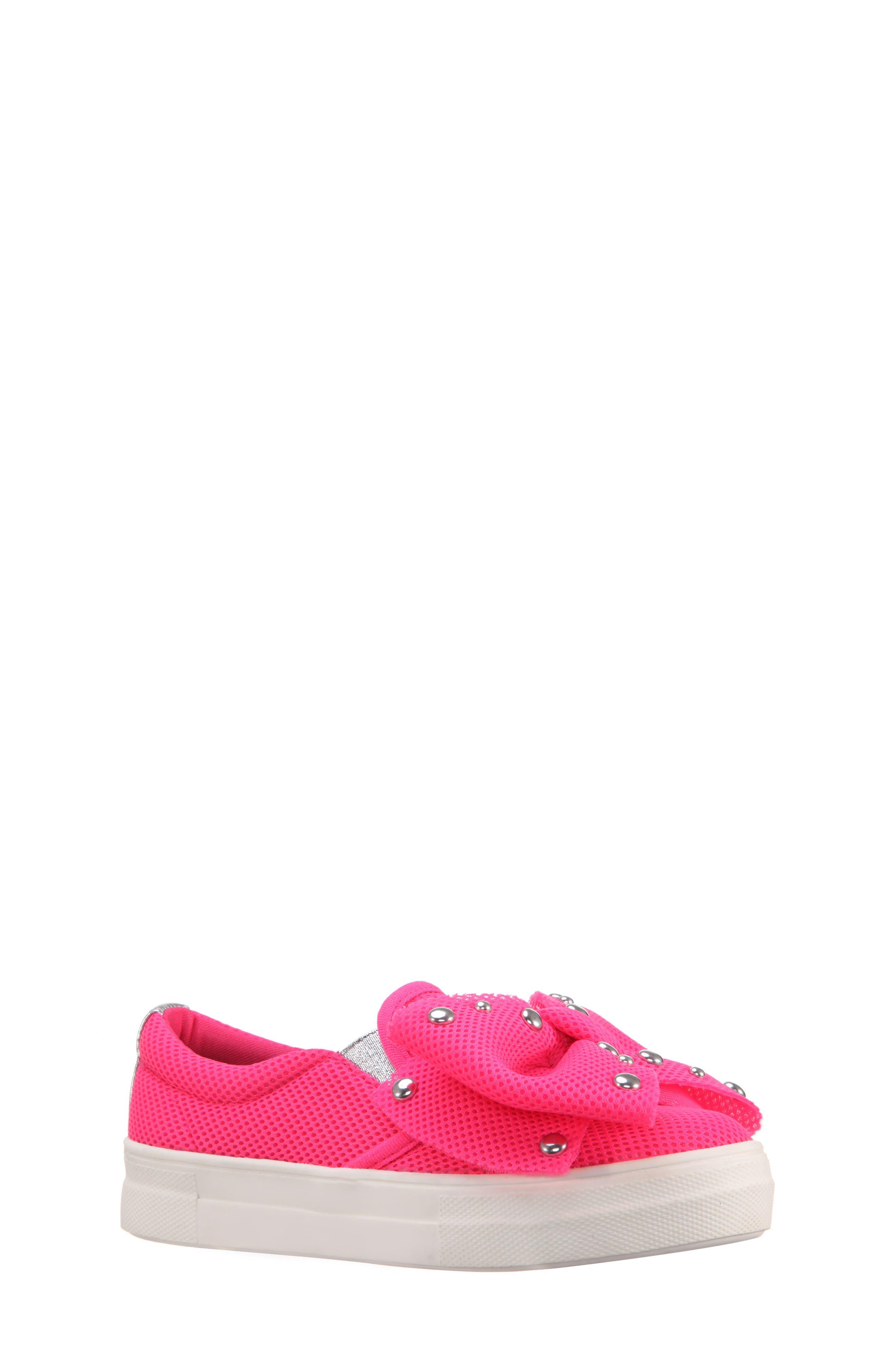 Mary Bow Slip-On Sneaker,                             Main thumbnail 2, color,