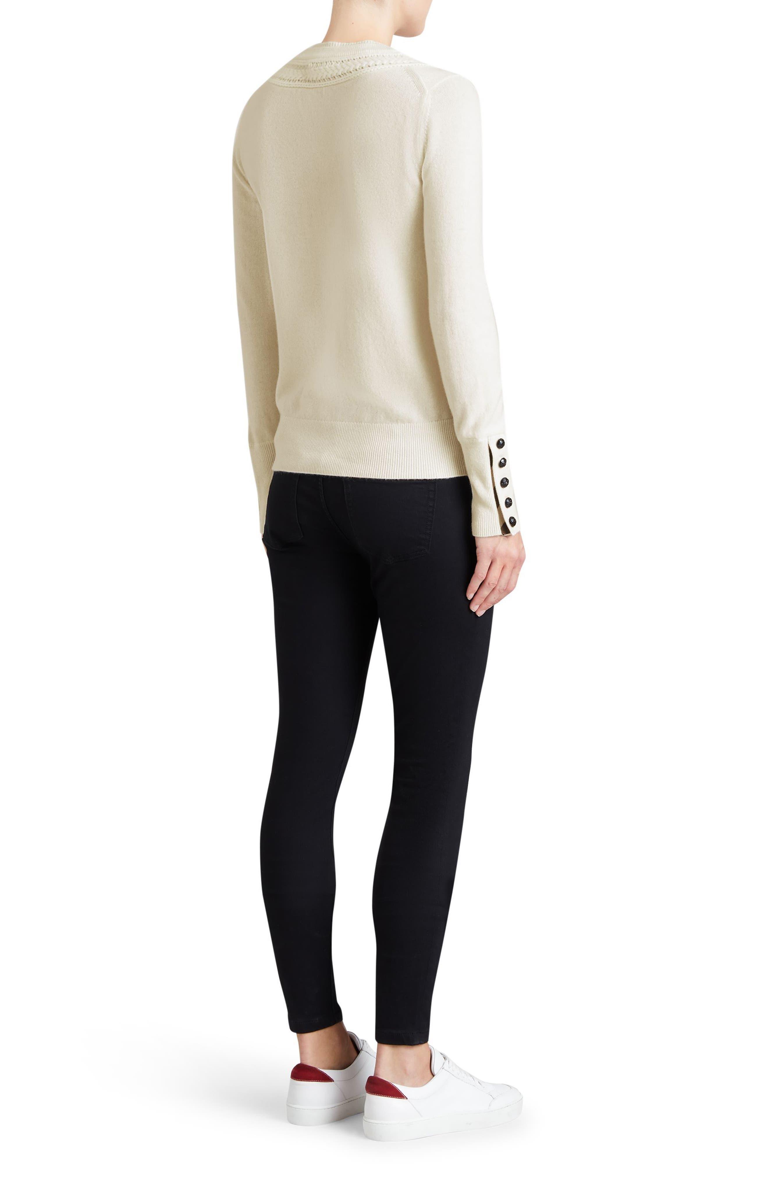 Carapelle Cashmere Sweater,                             Alternate thumbnail 19, color,