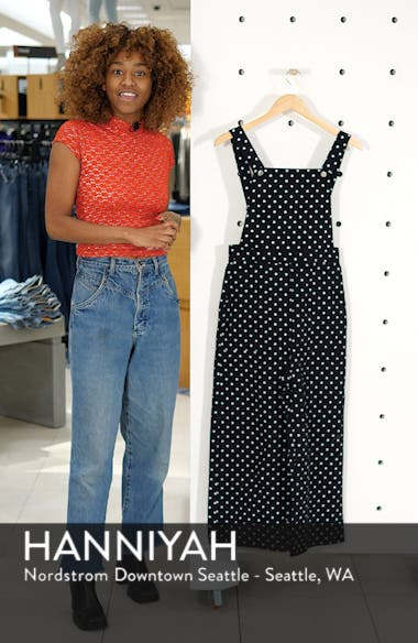 Polka Dot Jumpsuit, sales video thumbnail