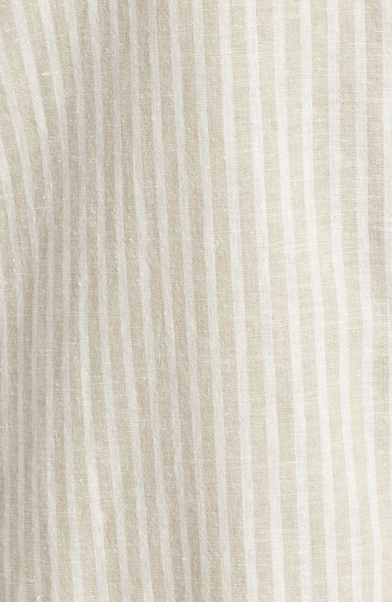 Stripe Tunic Top,                             Alternate thumbnail 6, color,                             257