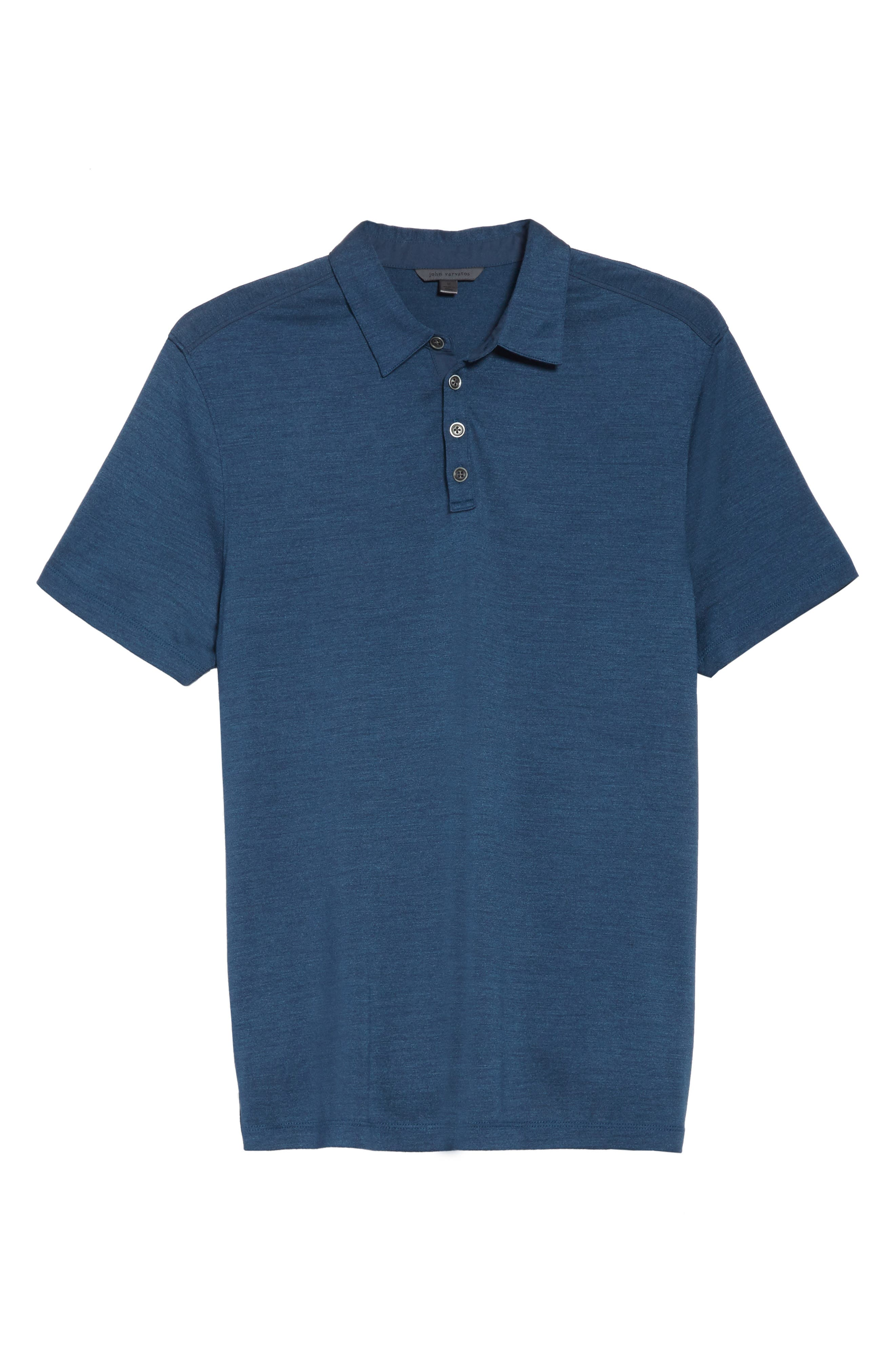Hampton Polo,                             Alternate thumbnail 6, color,                             428