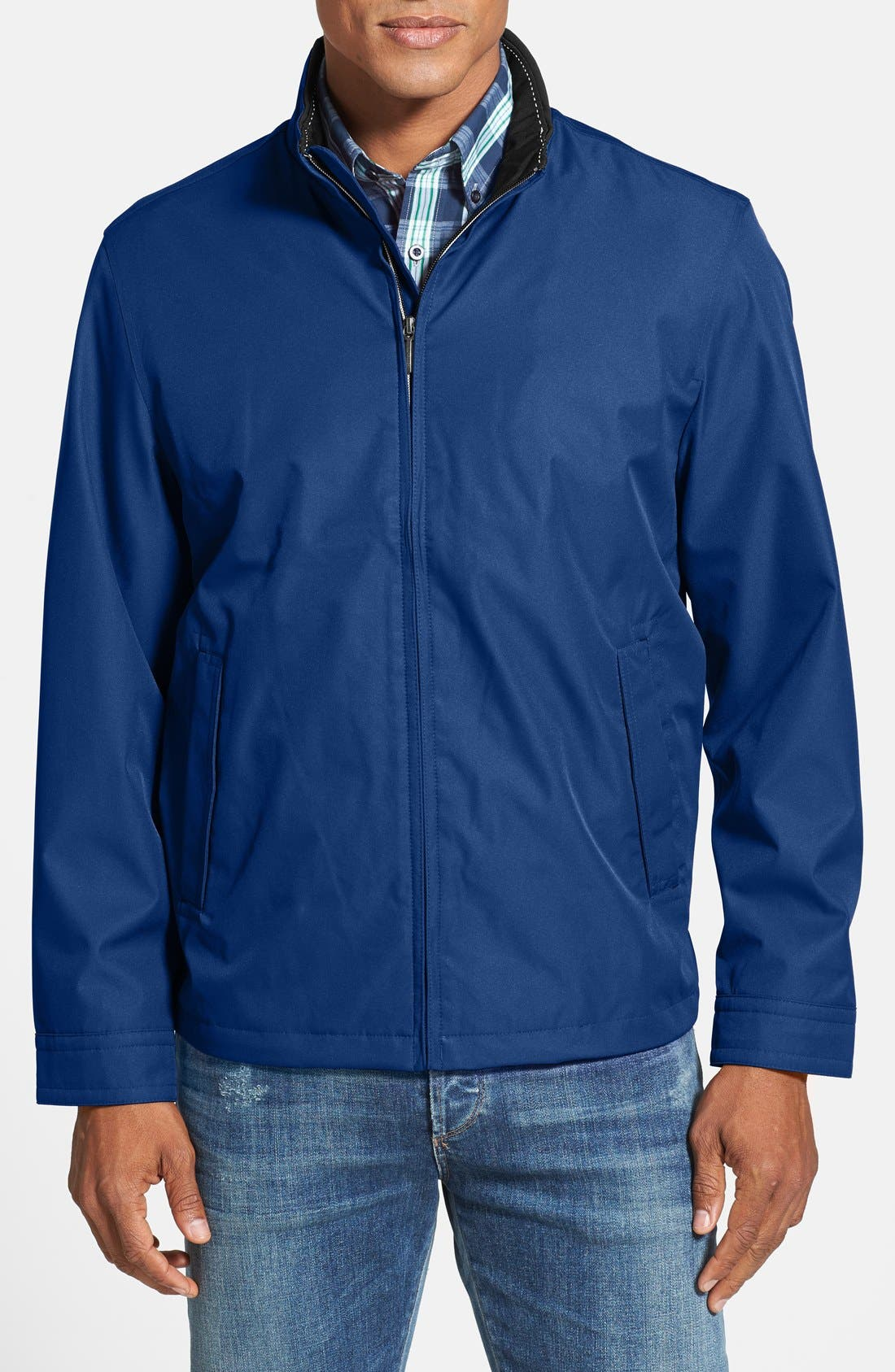 Waterproof & Windproof Bomber,                             Main thumbnail 5, color,