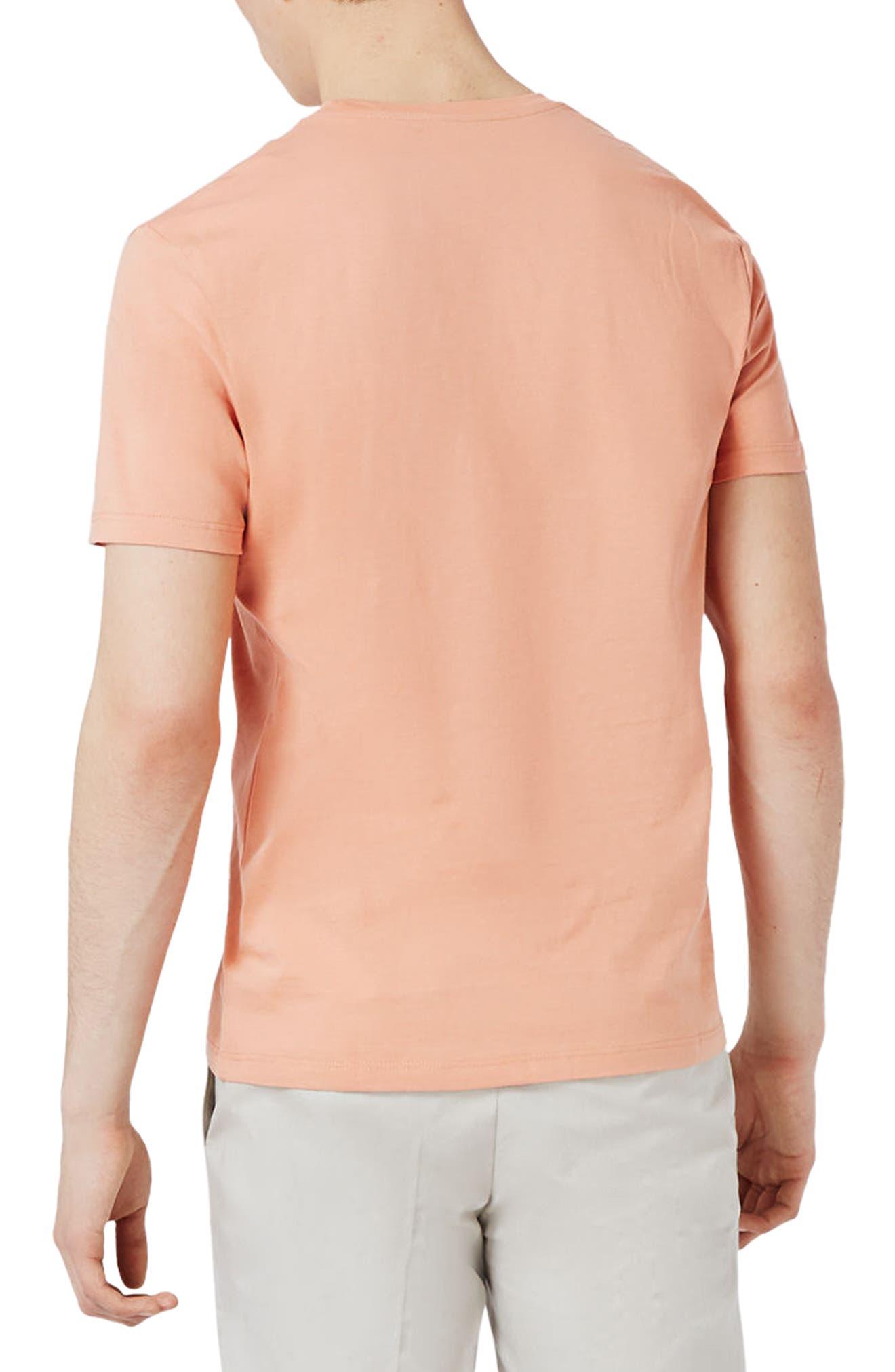 Slim Fit Crewneck T-Shirt,                             Alternate thumbnail 188, color,